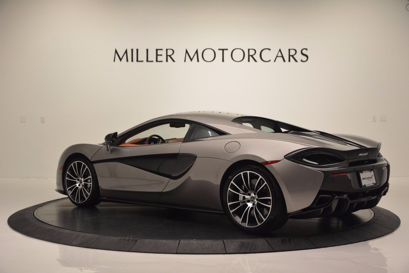 Used 2016 McLaren 570S  For Sale In Westport, CT 1267_p4