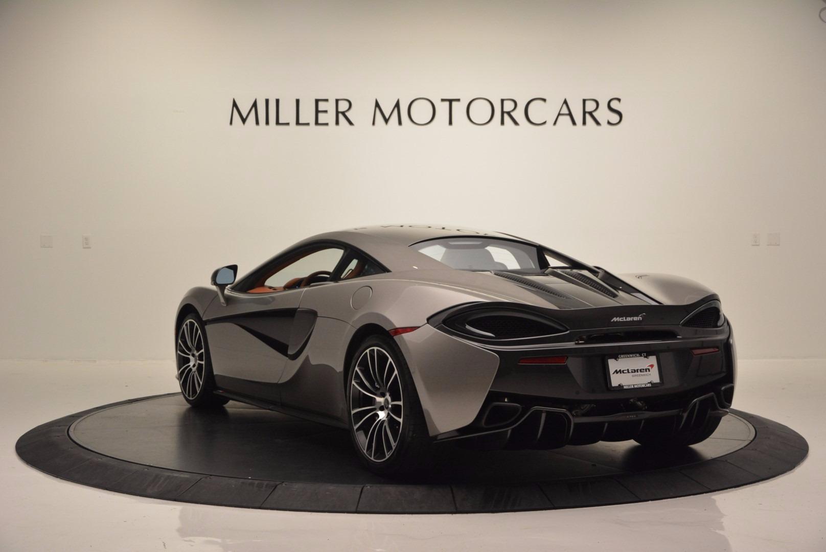Used 2016 McLaren 570S  For Sale In Westport, CT 1267_p5