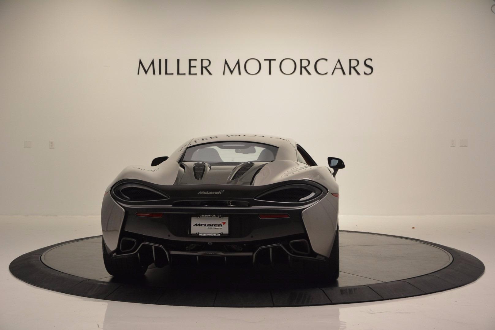 Used 2016 McLaren 570S  For Sale In Westport, CT 1267_p6