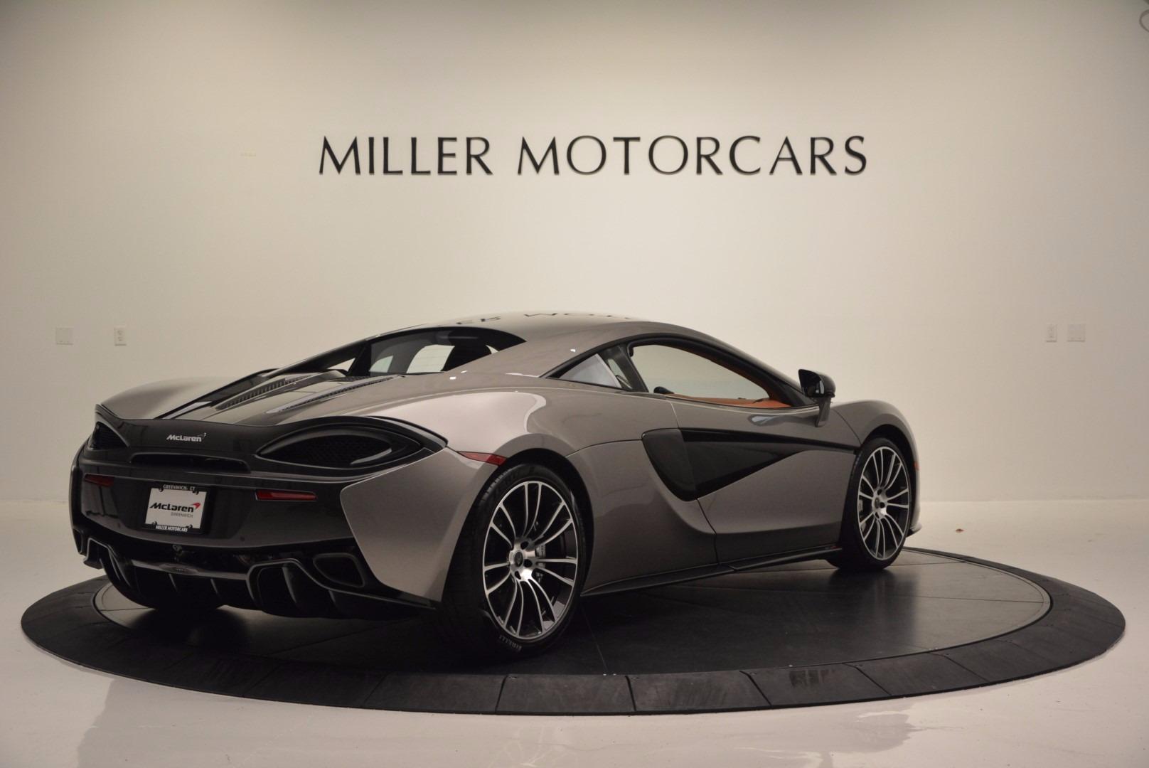 Used 2016 McLaren 570S  For Sale In Westport, CT 1267_p7