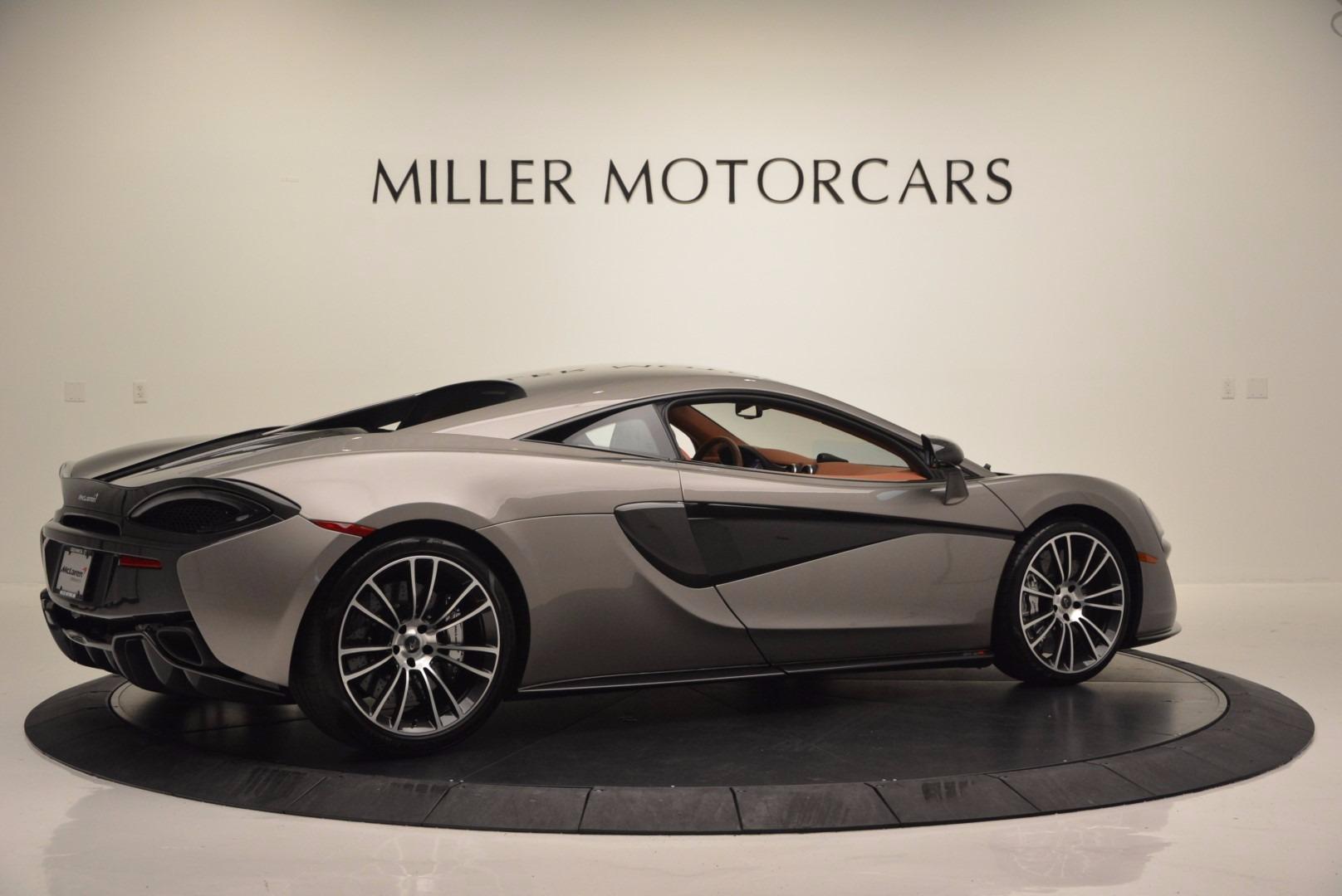 Used 2016 McLaren 570S  For Sale In Westport, CT 1267_p8