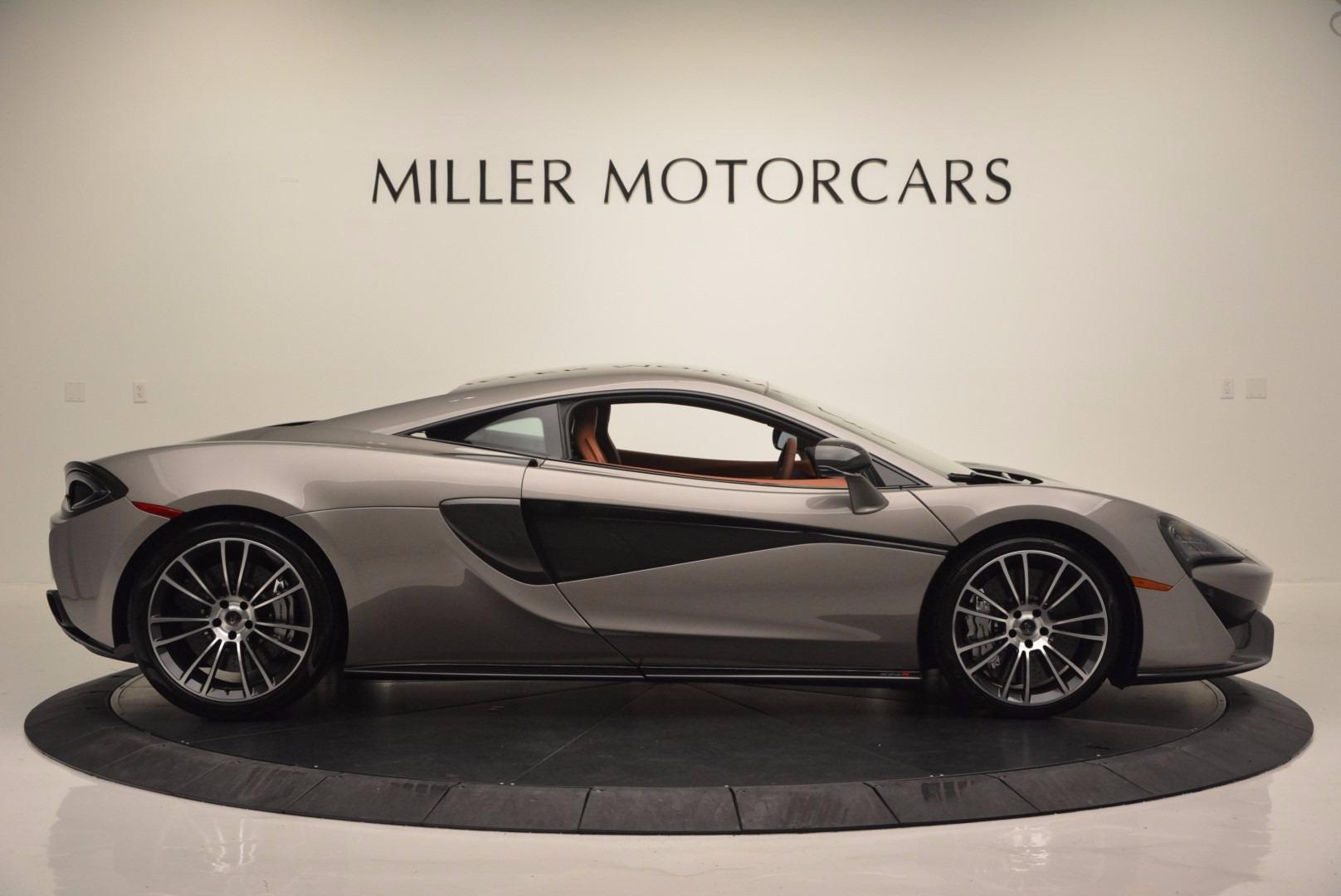 Used 2016 McLaren 570S  For Sale In Westport, CT 1267_p9