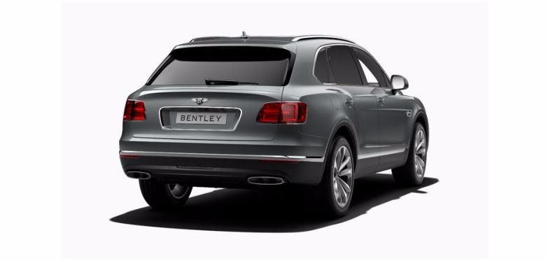 Used 2017 Bentley Bentayga  For Sale In Westport, CT 1279_p4