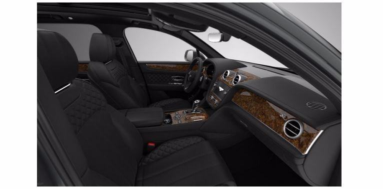 Used 2017 Bentley Bentayga  For Sale In Westport, CT 1279_p6
