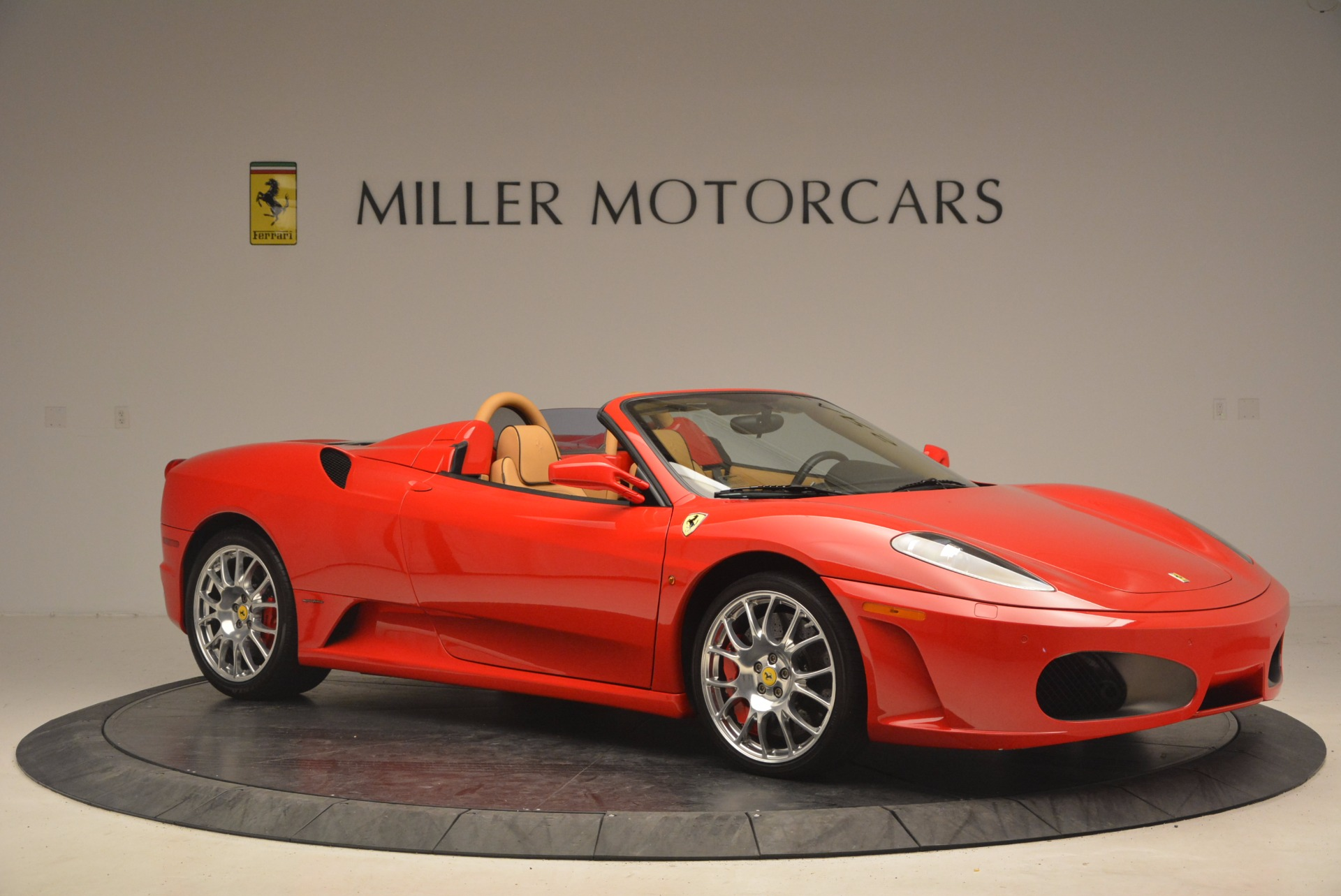 Used 2008 Ferrari F430 Spider For Sale In Westport, CT 1282_p10