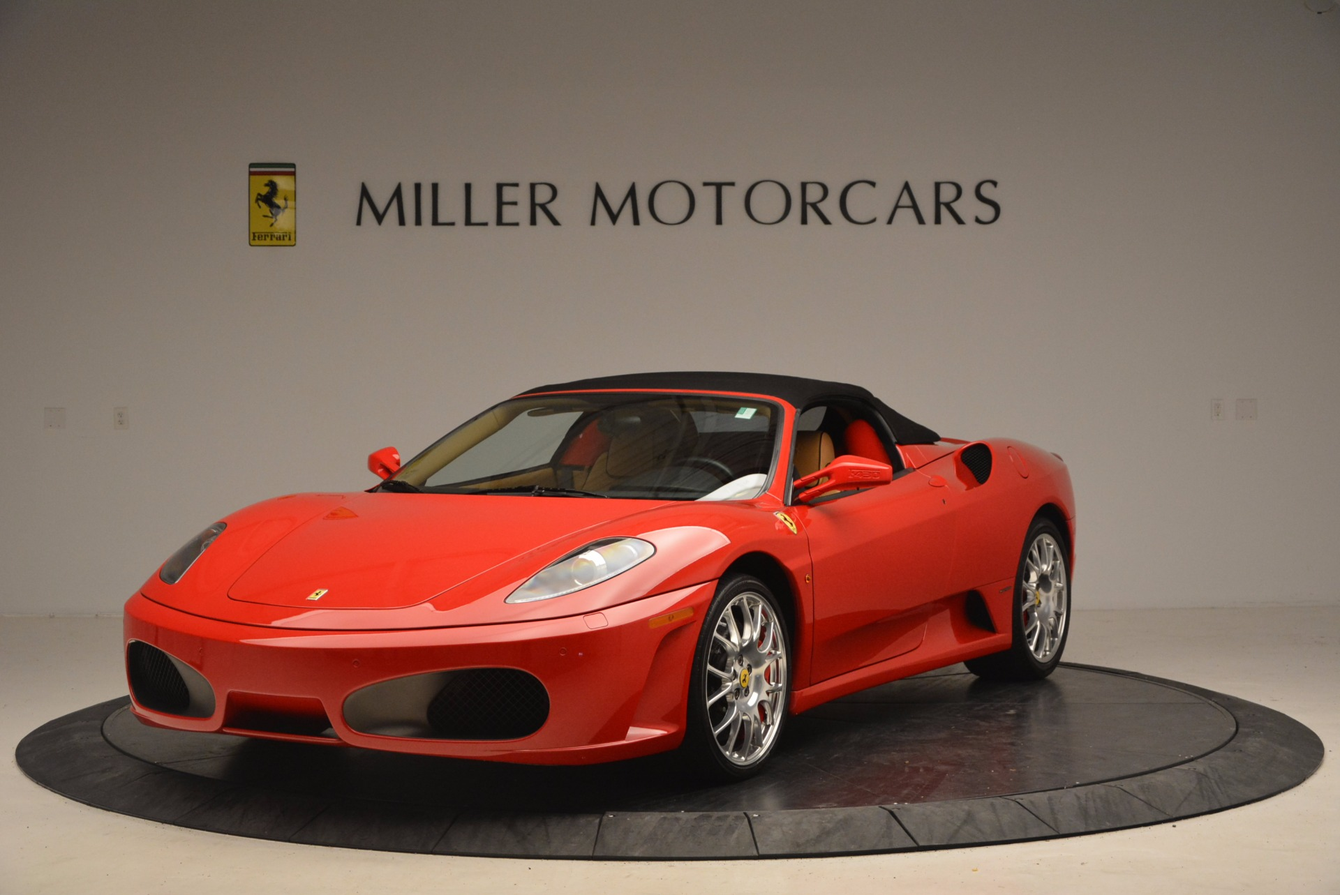 Used 2008 Ferrari F430 Spider For Sale In Westport, CT 1282_p13