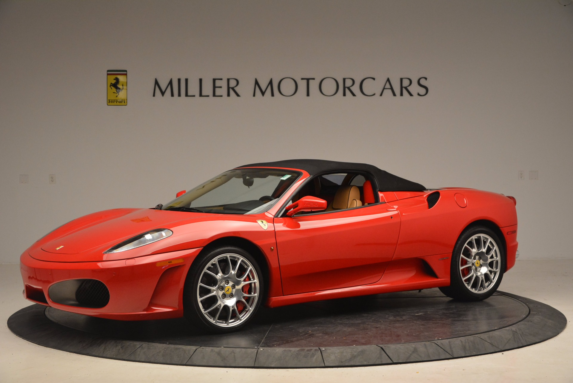 Used 2008 Ferrari F430 Spider For Sale In Westport, CT 1282_p14