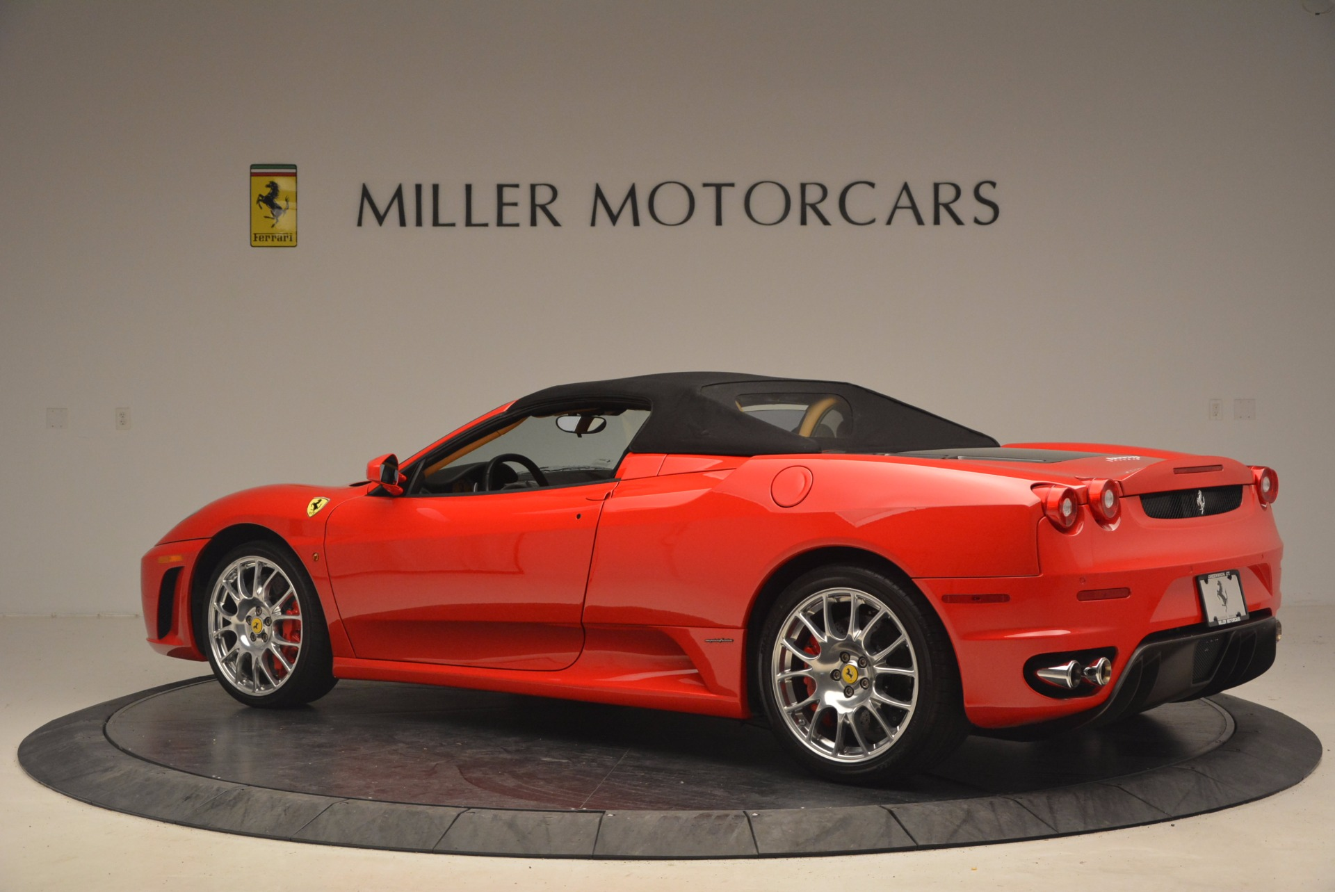 Used 2008 Ferrari F430 Spider For Sale In Westport, CT 1282_p16