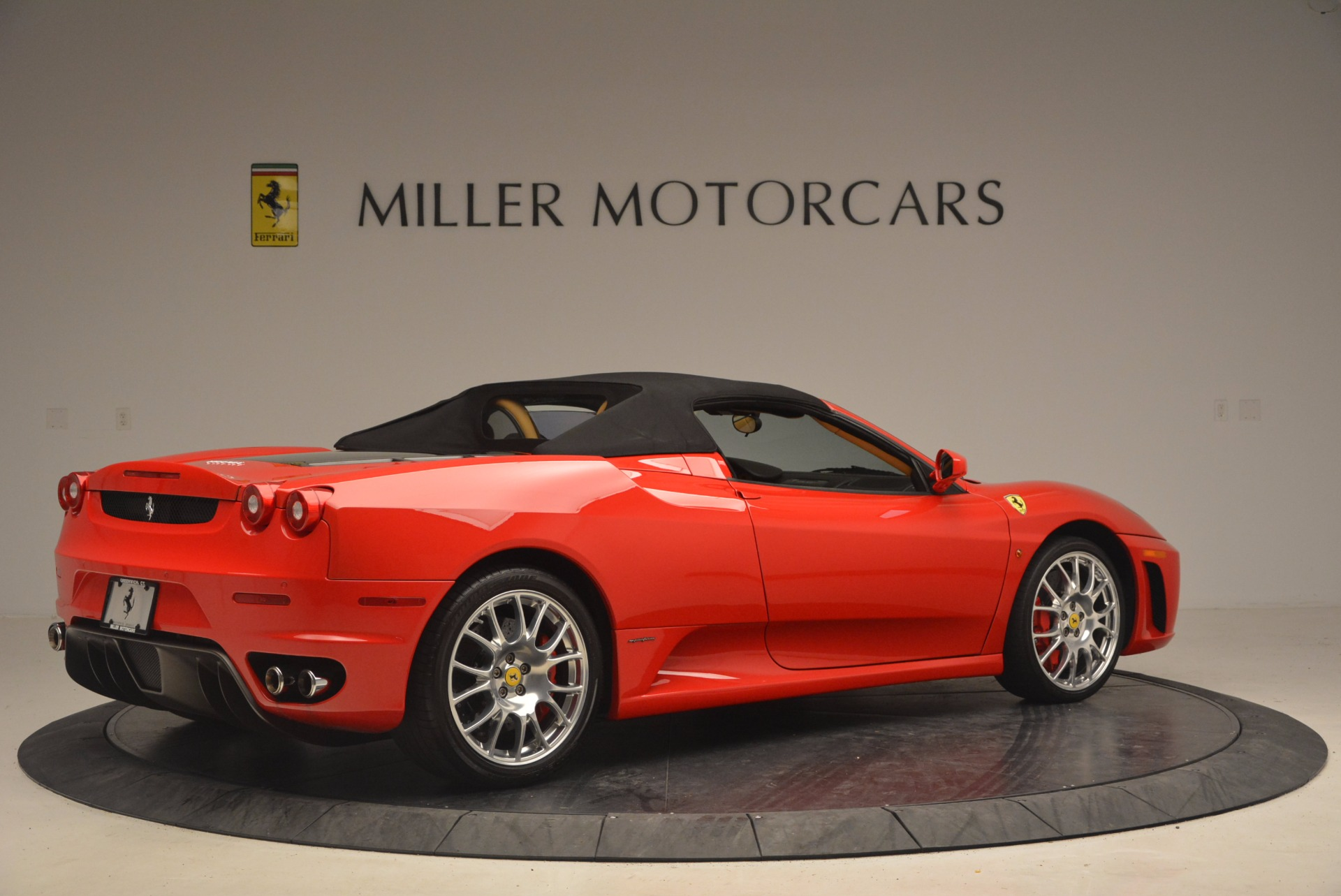 Used 2008 Ferrari F430 Spider For Sale In Westport, CT 1282_p20