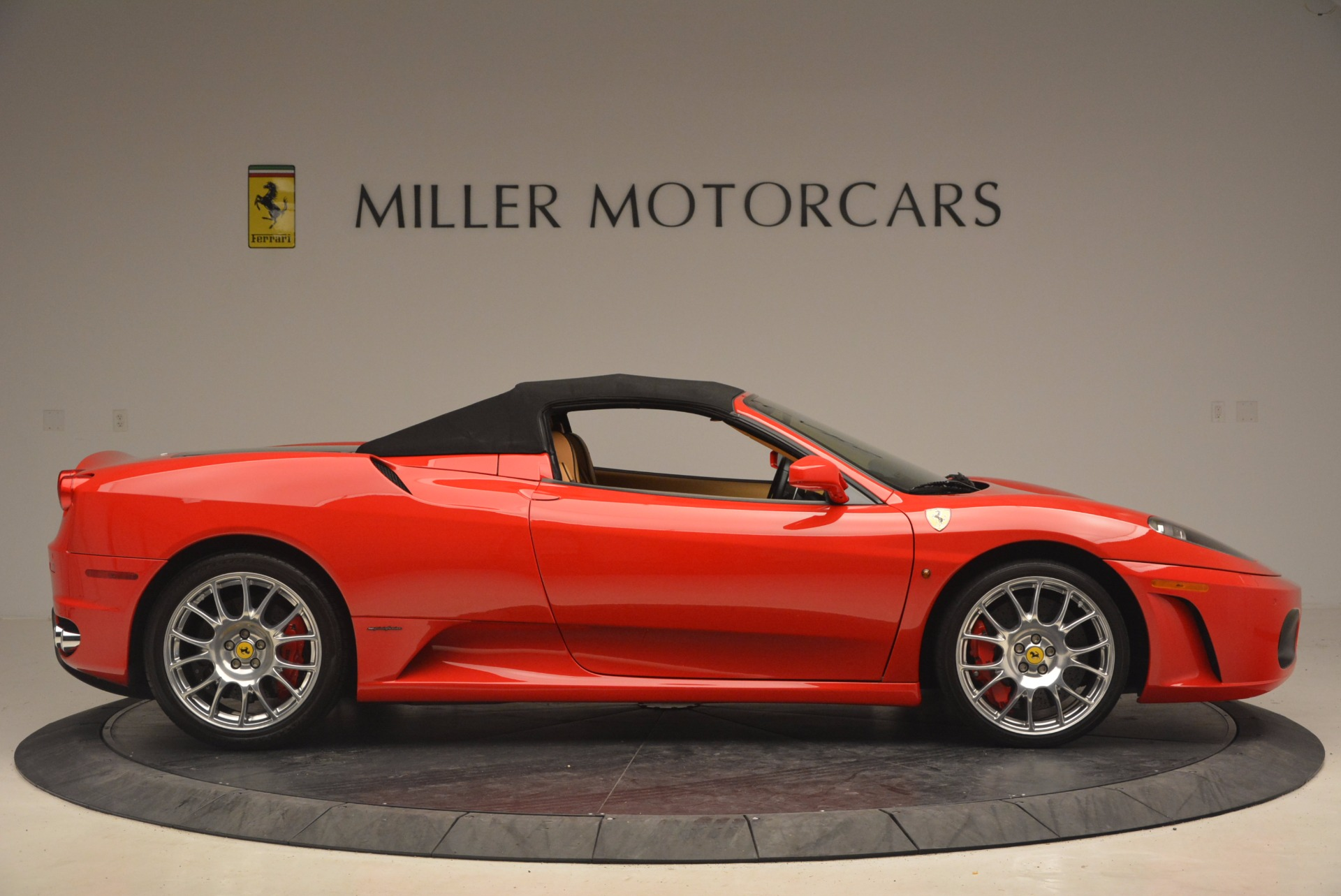 Used 2008 Ferrari F430 Spider For Sale In Westport, CT 1282_p21
