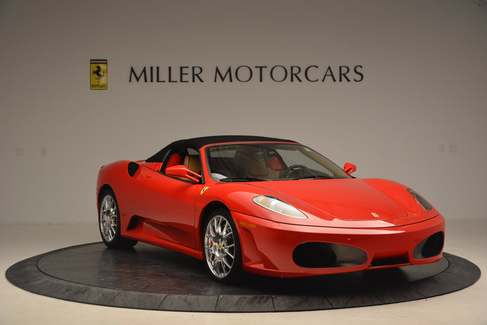 Used 2008 Ferrari F430 Spider For Sale In Westport, CT 1282_p23
