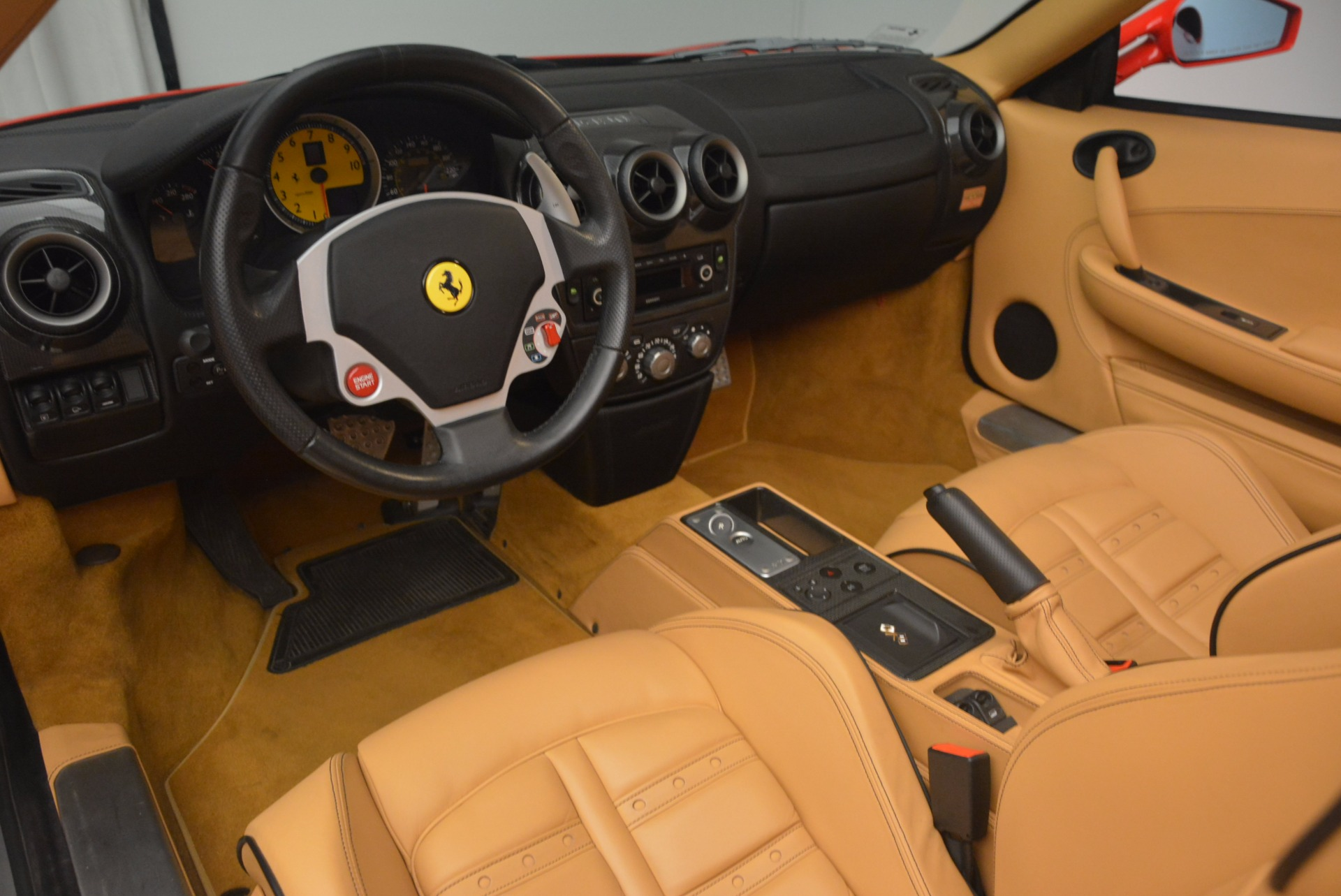 Used 2008 Ferrari F430 Spider For Sale In Westport, CT 1282_p25