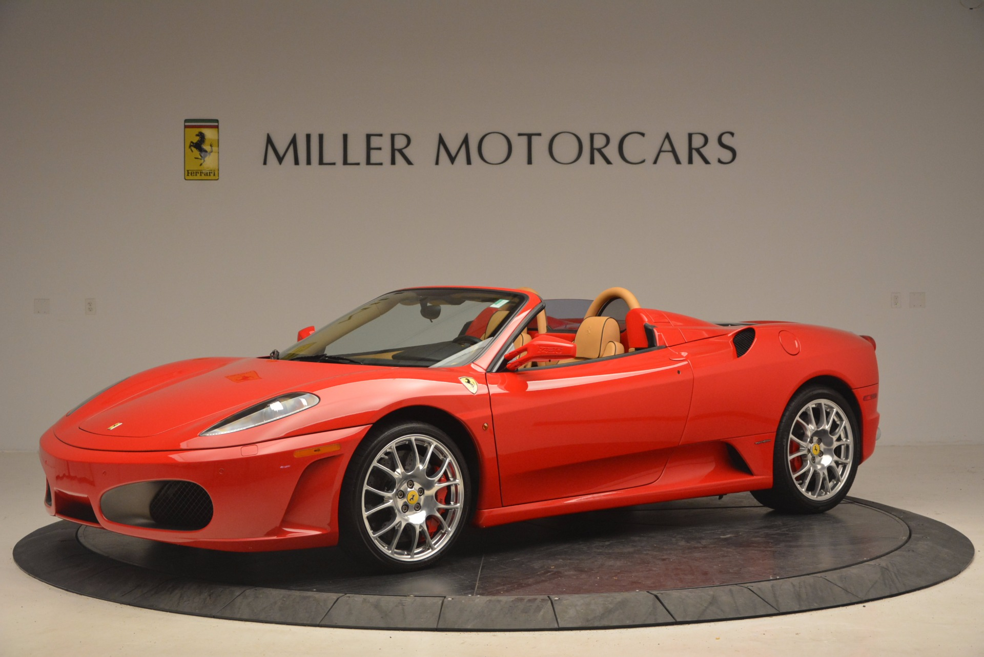 Used 2008 Ferrari F430 Spider For Sale In Westport, CT 1282_p2