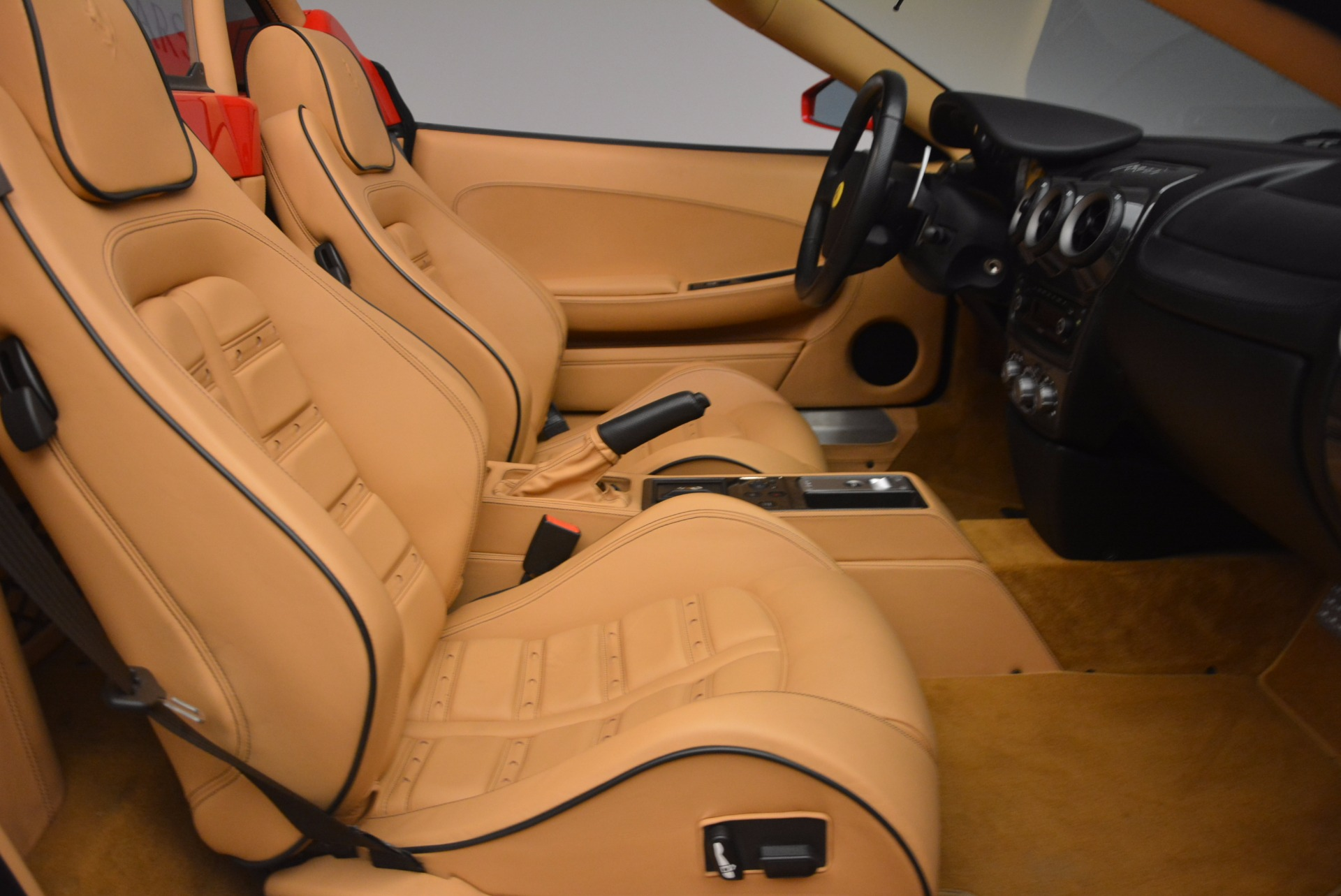Used 2008 Ferrari F430 Spider For Sale In Westport, CT 1282_p30