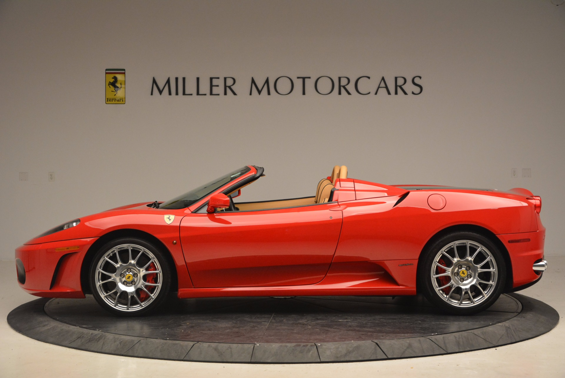Used 2008 Ferrari F430 Spider For Sale In Westport, CT 1282_p3