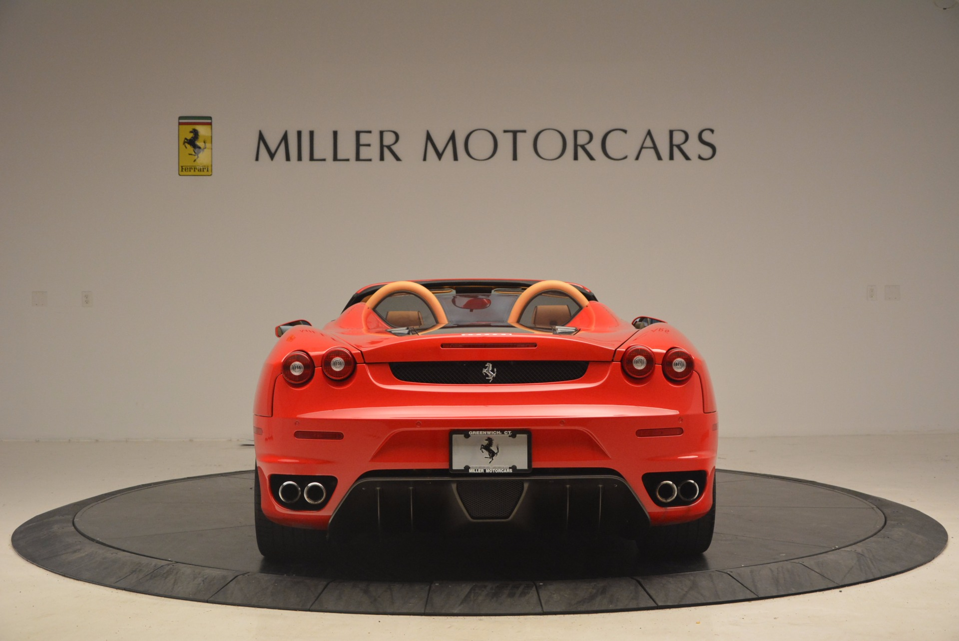Used 2008 Ferrari F430 Spider For Sale In Westport, CT 1282_p6