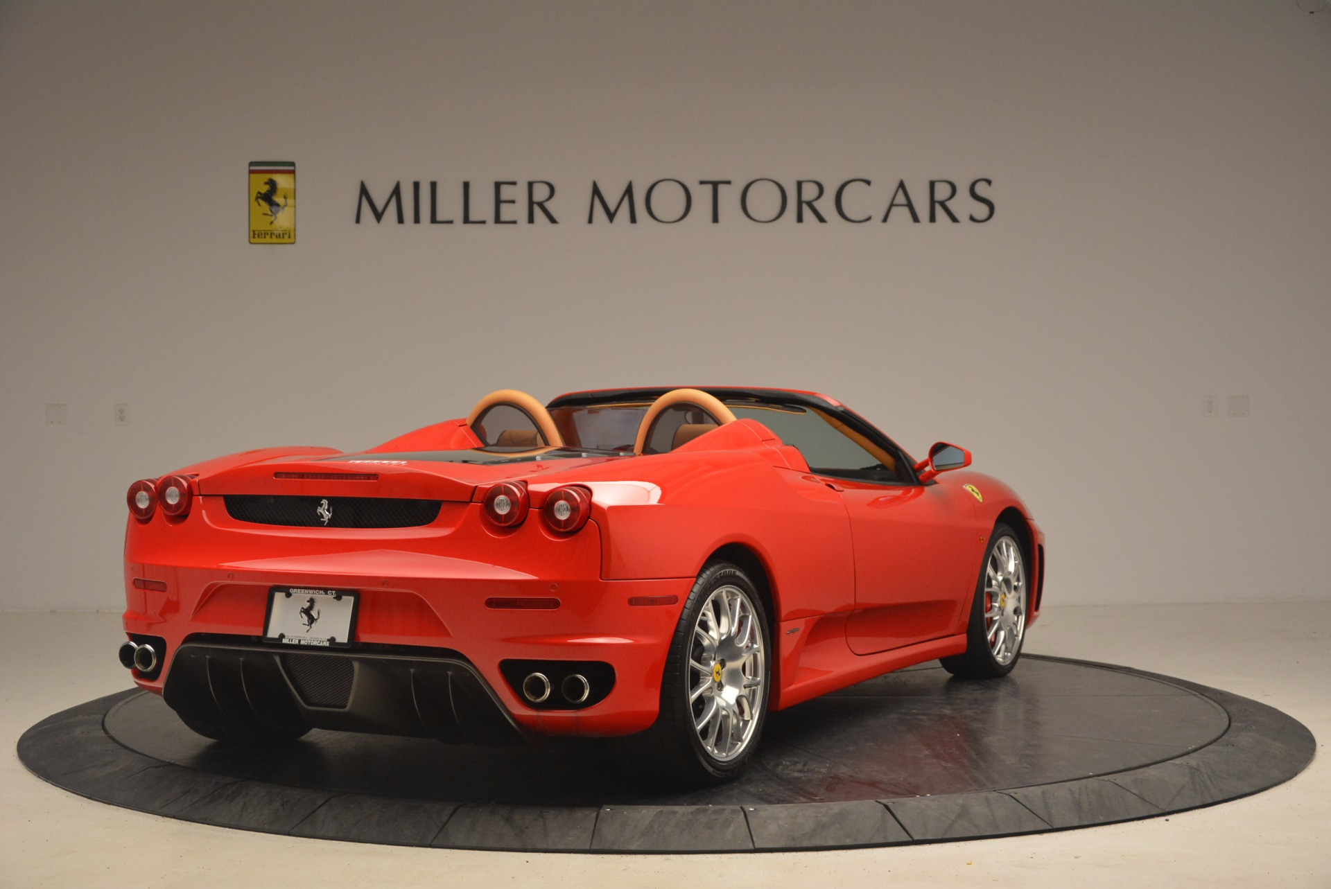 Used 2008 Ferrari F430 Spider For Sale In Westport, CT 1282_p7