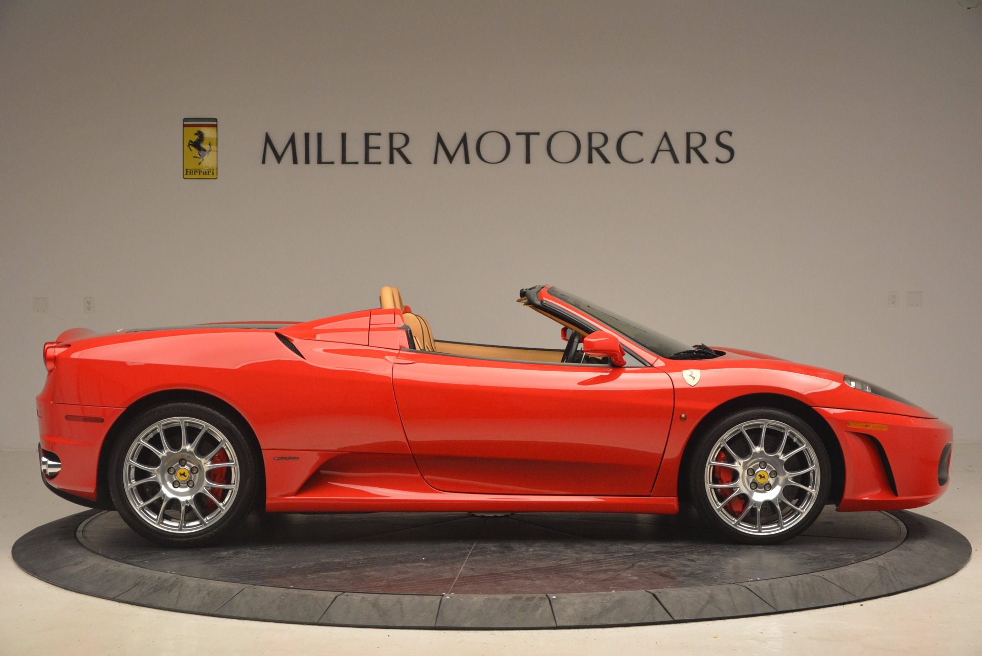 Used 2008 Ferrari F430 Spider For Sale In Westport, CT 1282_p9