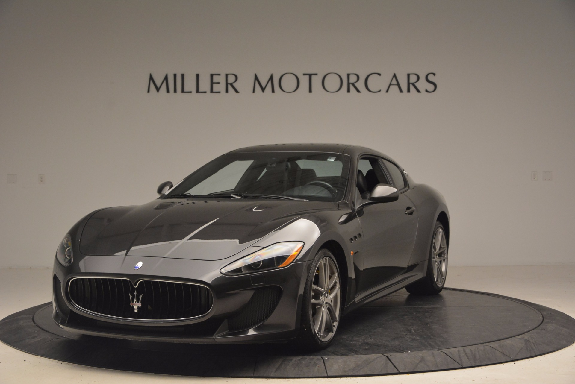 Used 2012 Maserati GranTurismo MC For Sale In Westport, CT 1284_main
