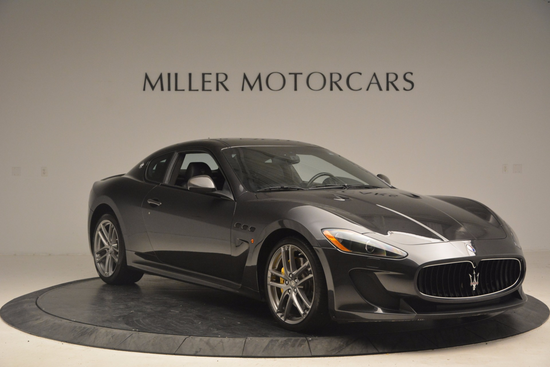 Used 2012 Maserati GranTurismo MC For Sale In Westport, CT 1284_p11