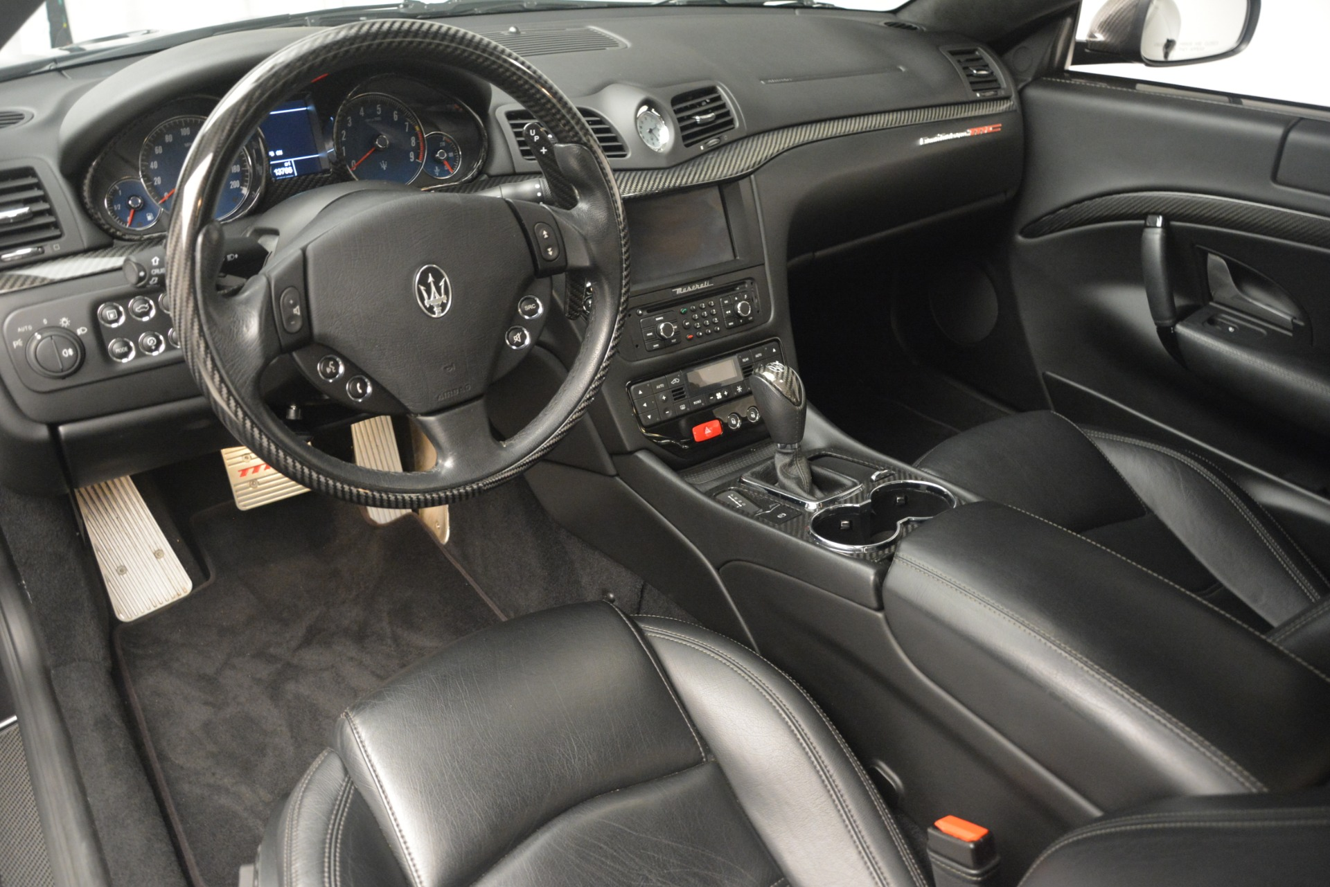 Used 2012 Maserati GranTurismo MC For Sale In Westport, CT 1284_p13