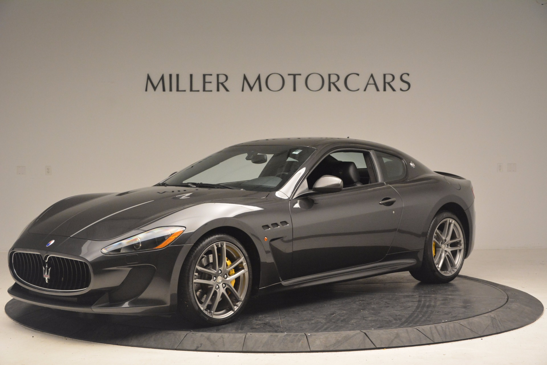 Used 2012 Maserati GranTurismo MC For Sale In Westport, CT 1284_p2