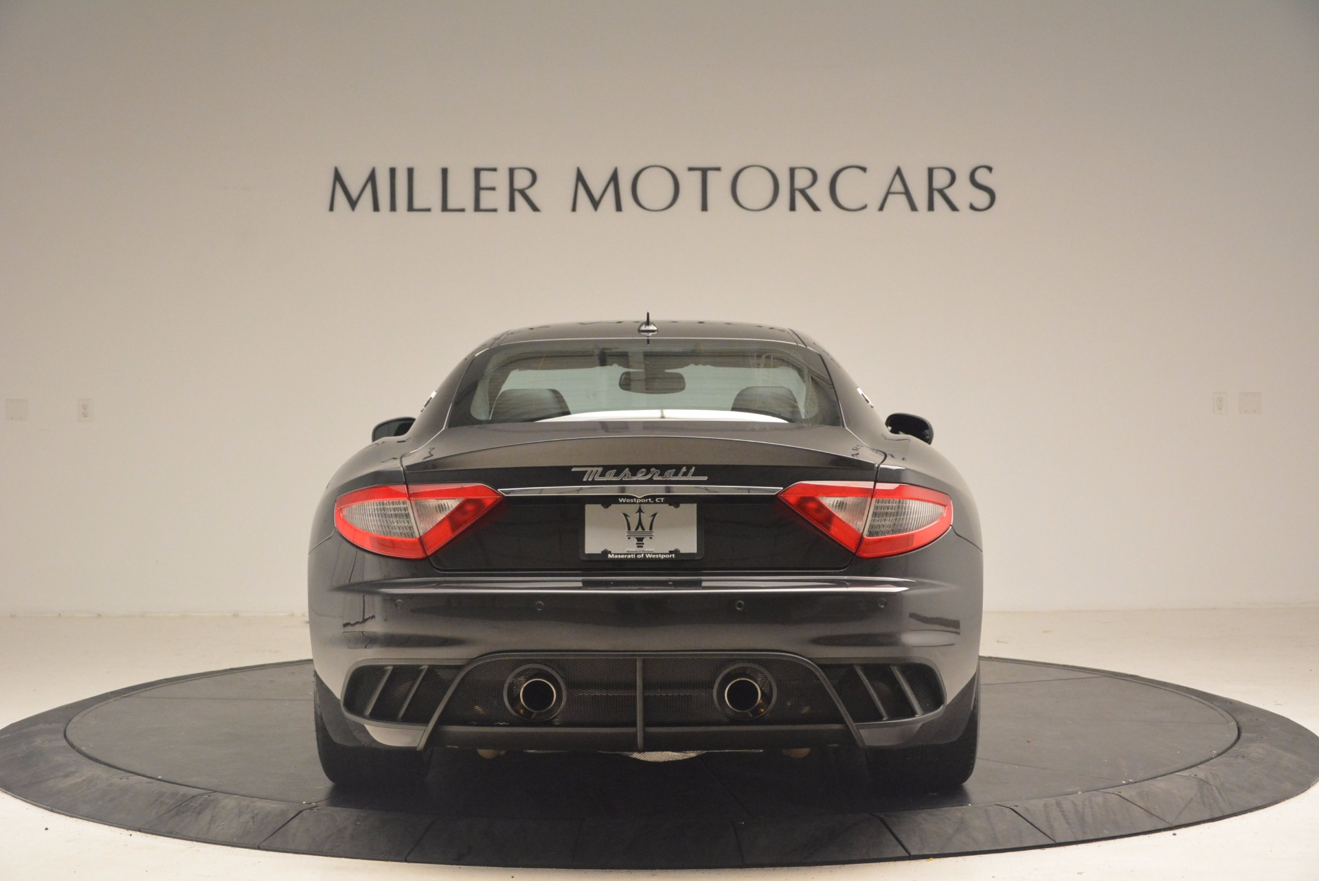 Used 2012 Maserati GranTurismo MC For Sale In Westport, CT 1284_p6