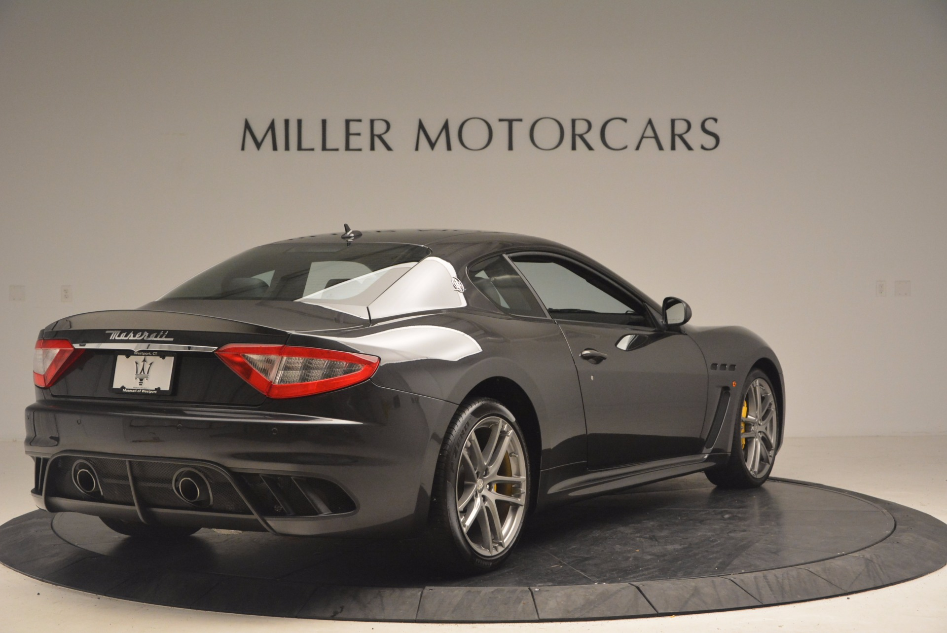Used 2012 Maserati GranTurismo MC For Sale In Westport, CT 1284_p7