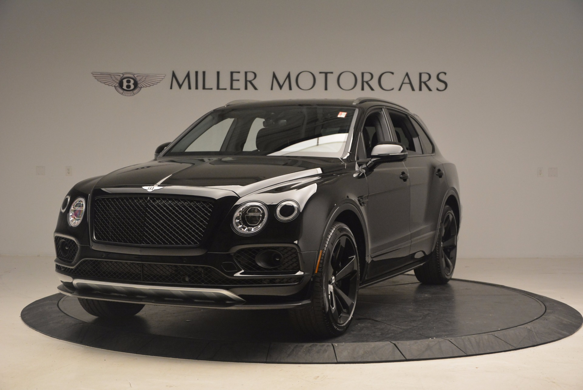 New 2018 Bentley Bentayga Black Edition For Sale In Westport, CT 1287_main