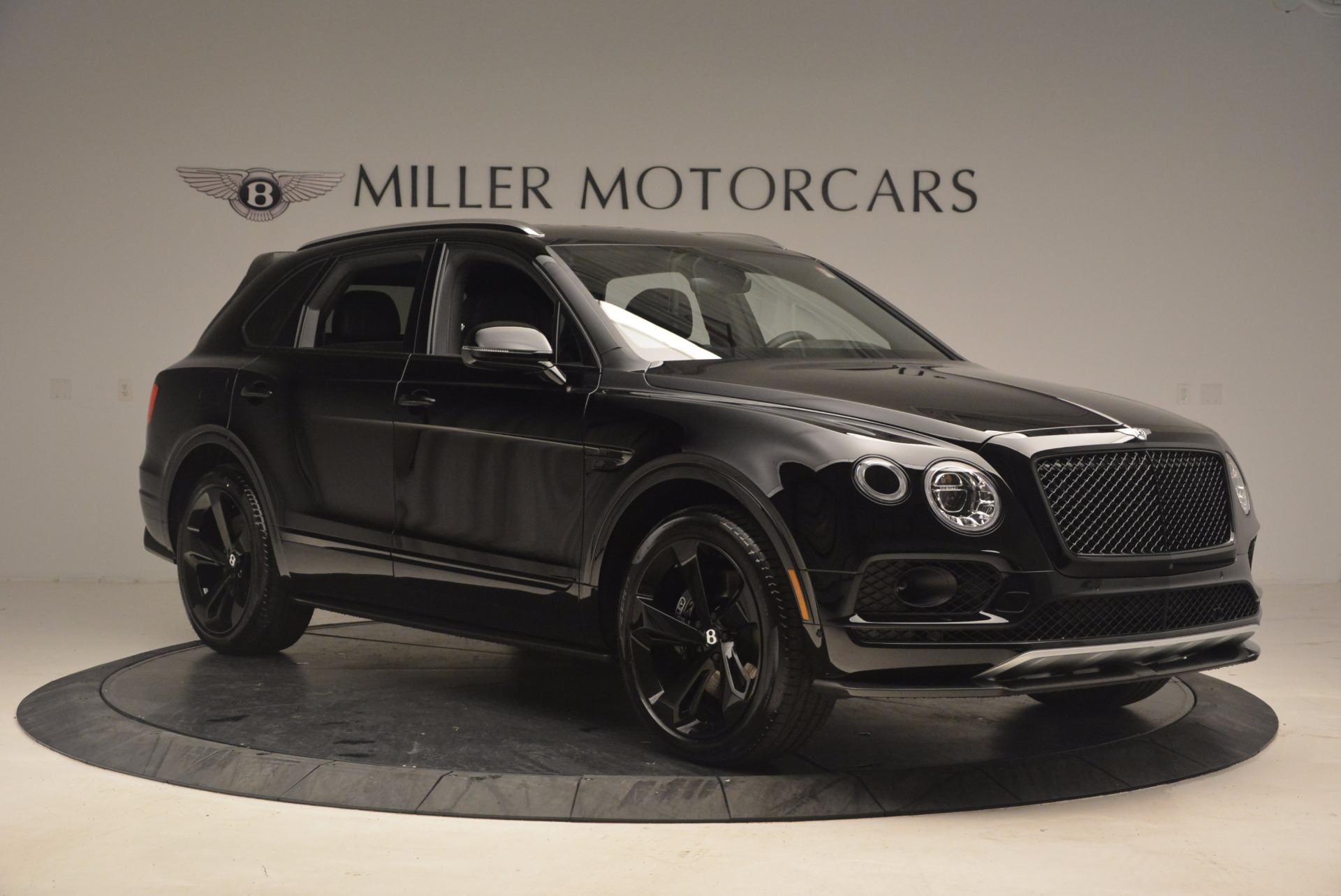 New 2018 Bentley Bentayga Black Edition For Sale In Westport, CT 1287_p10