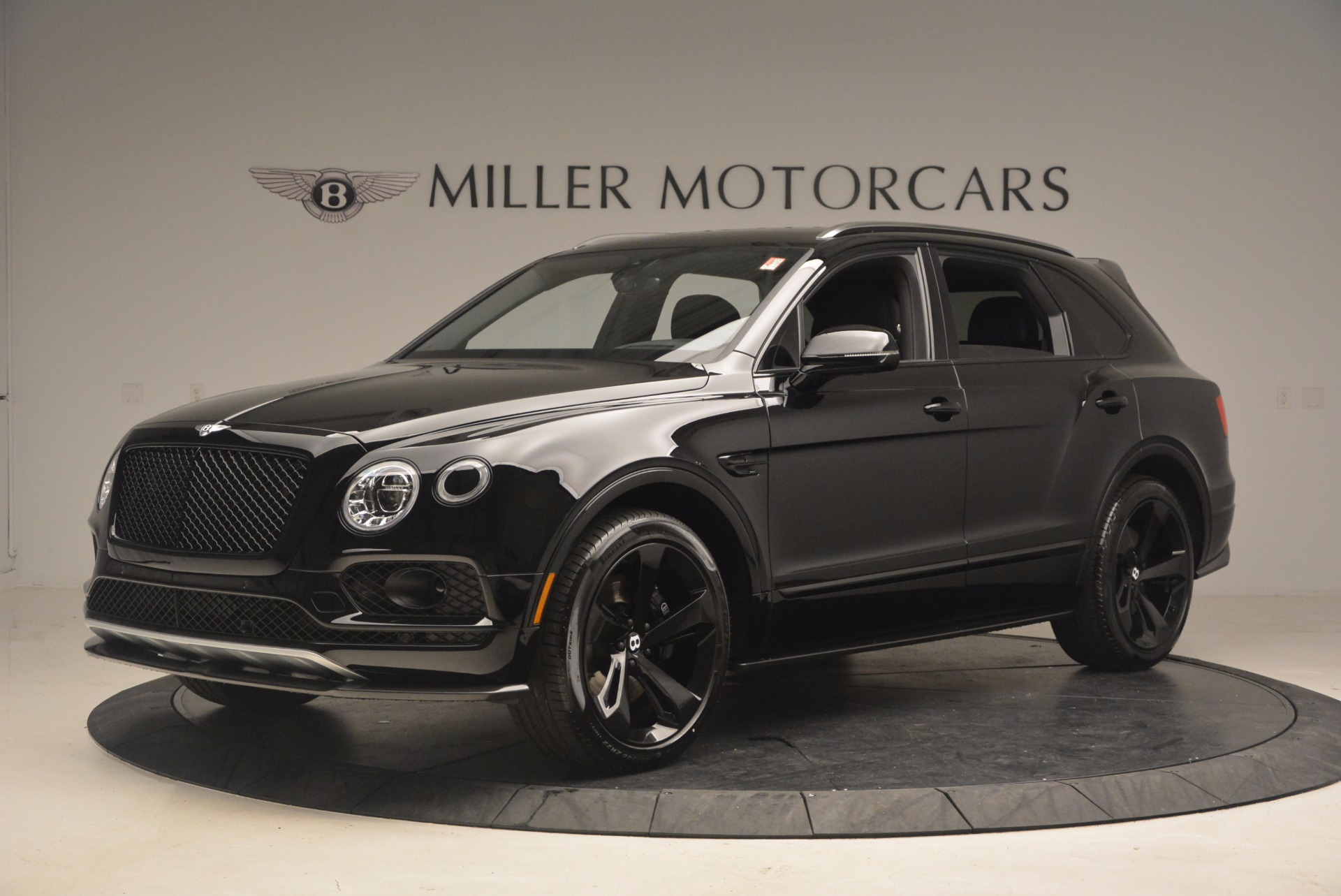 New 2018 Bentley Bentayga Black Edition For Sale In Westport, CT 1287_p2