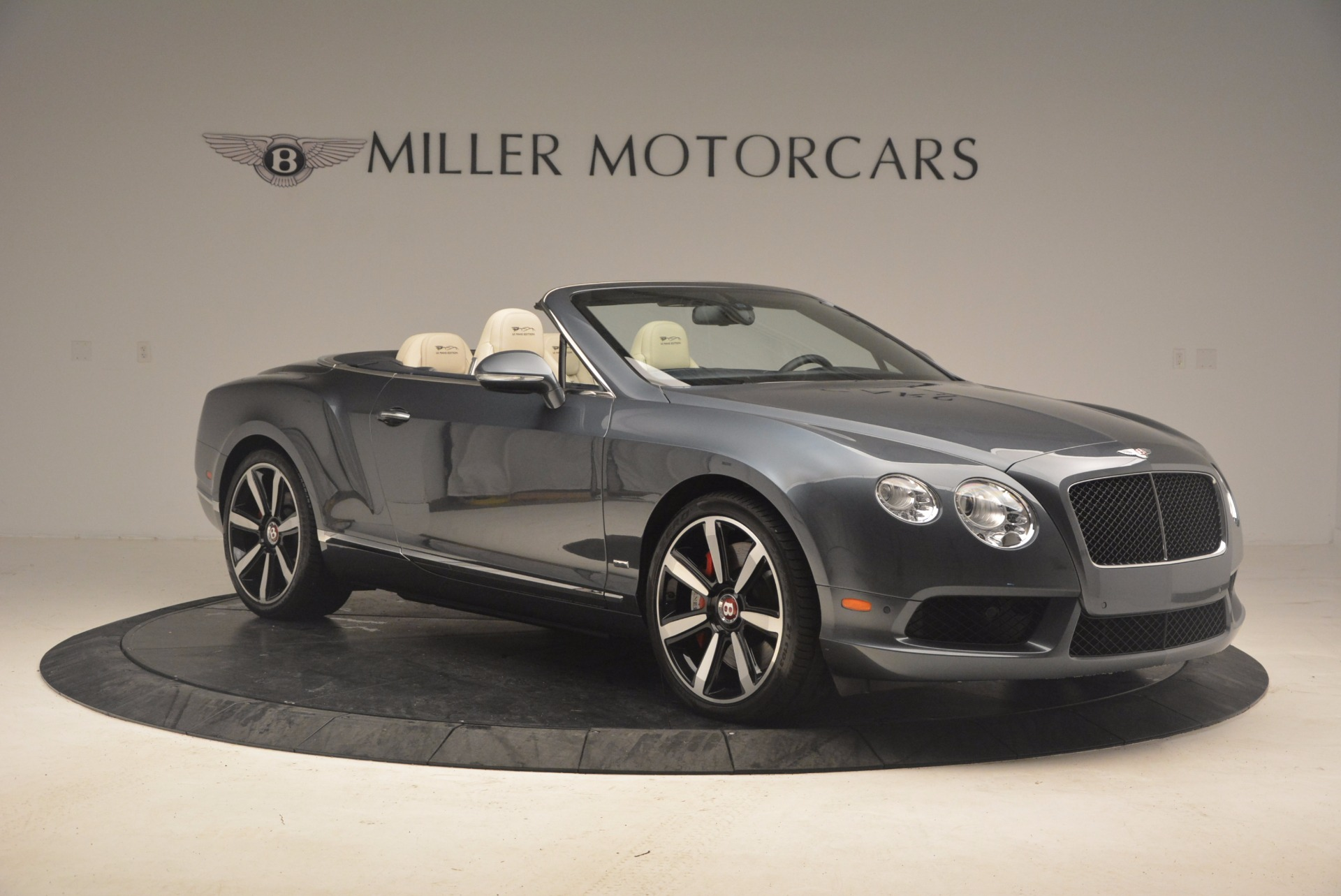 Used 2013 Bentley Continental GT V8 Le Mans Edition, 1 of 48 For Sale In Westport, CT 1288_p10