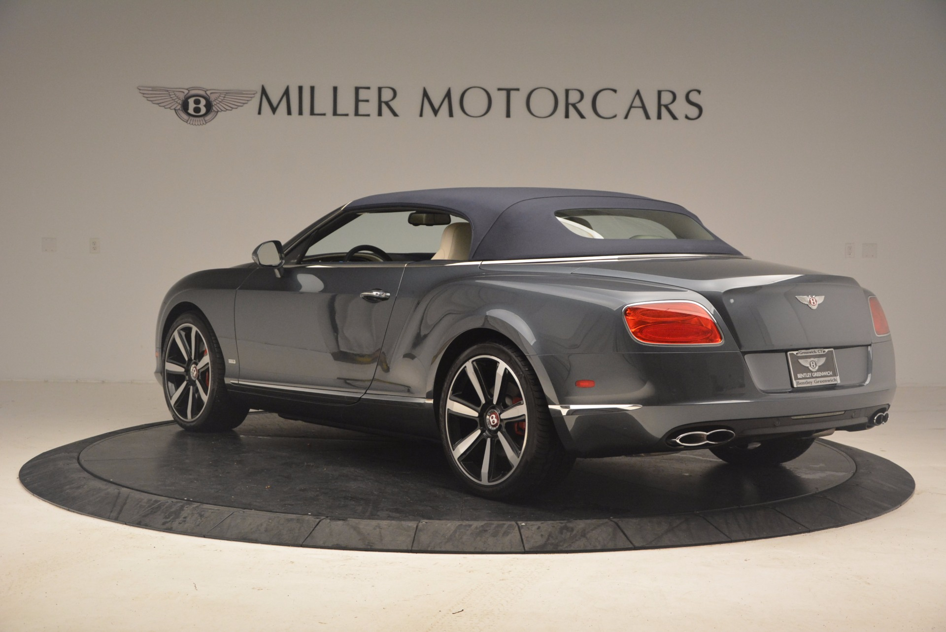 Used 2013 Bentley Continental GT V8 Le Mans Edition, 1 of 48 For Sale In Westport, CT 1288_p17