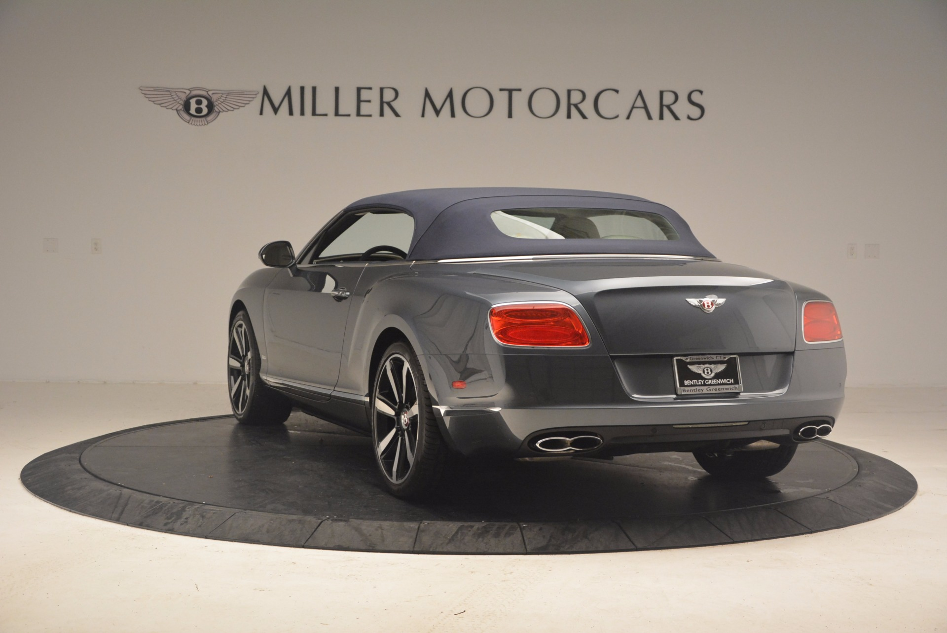 Used 2013 Bentley Continental GT V8 Le Mans Edition, 1 of 48 For Sale In Westport, CT 1288_p18
