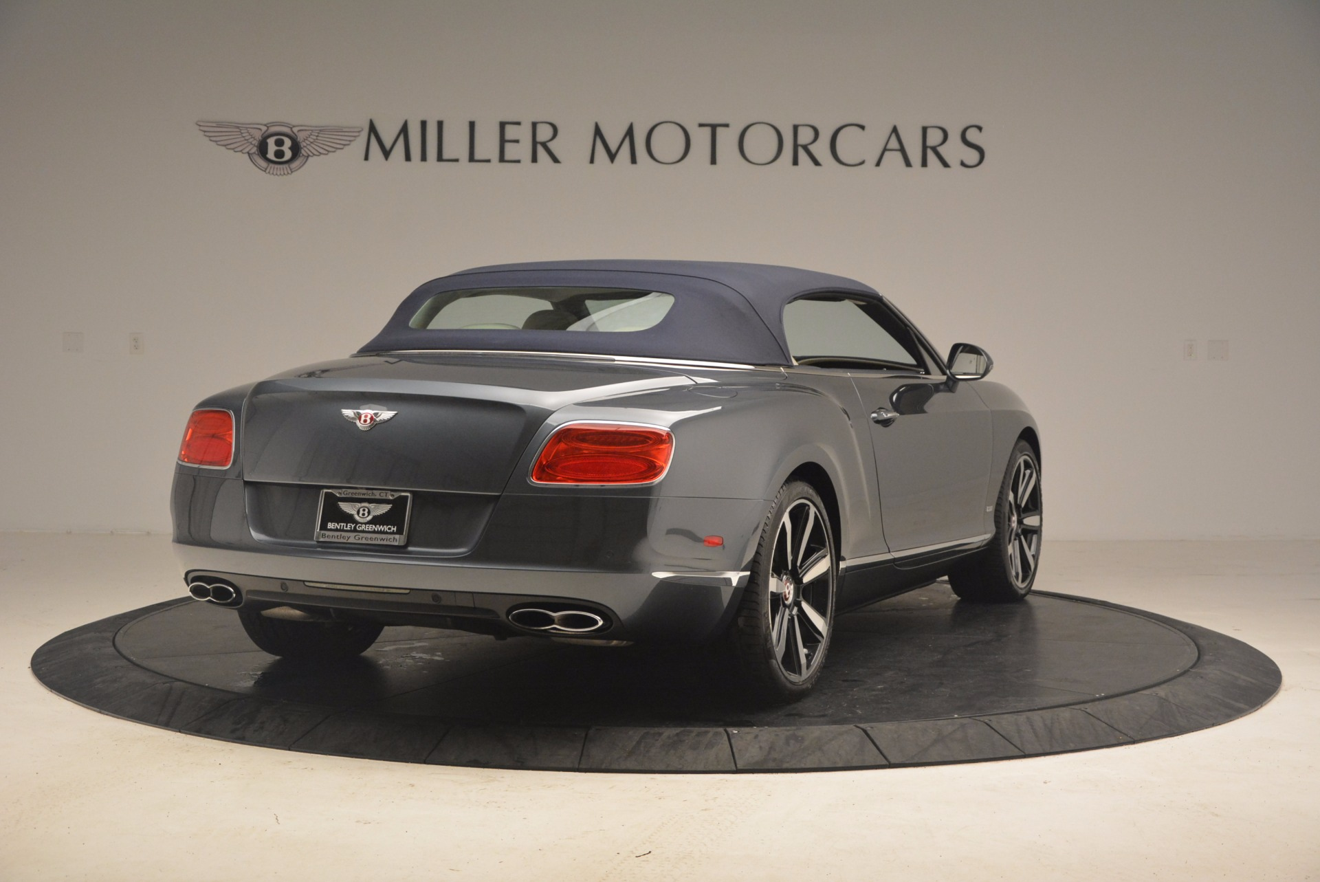 Used 2013 Bentley Continental GT V8 Le Mans Edition, 1 of 48 For Sale In Westport, CT 1288_p20