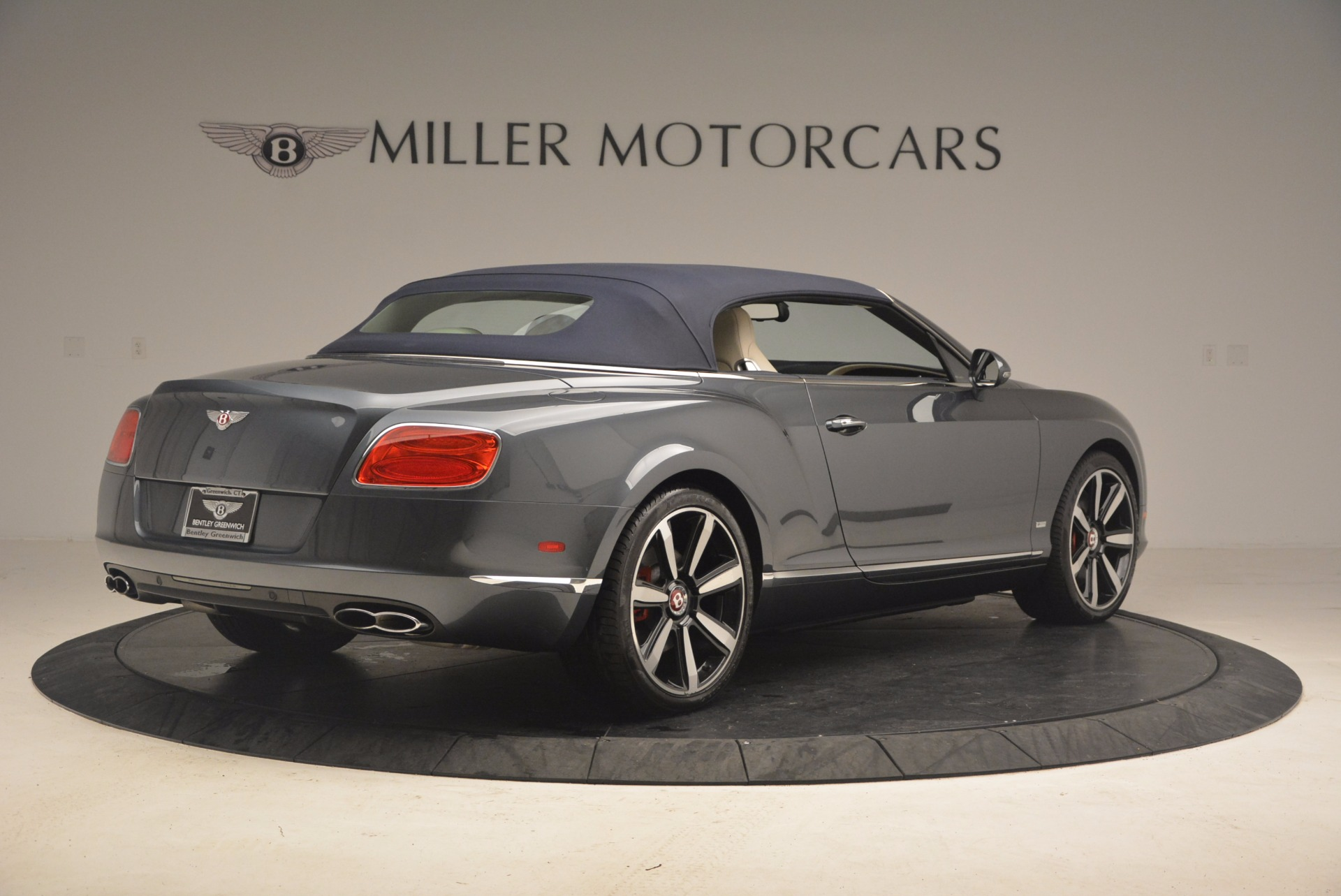 Used 2013 Bentley Continental GT V8 Le Mans Edition, 1 of 48 For Sale In Westport, CT 1288_p21