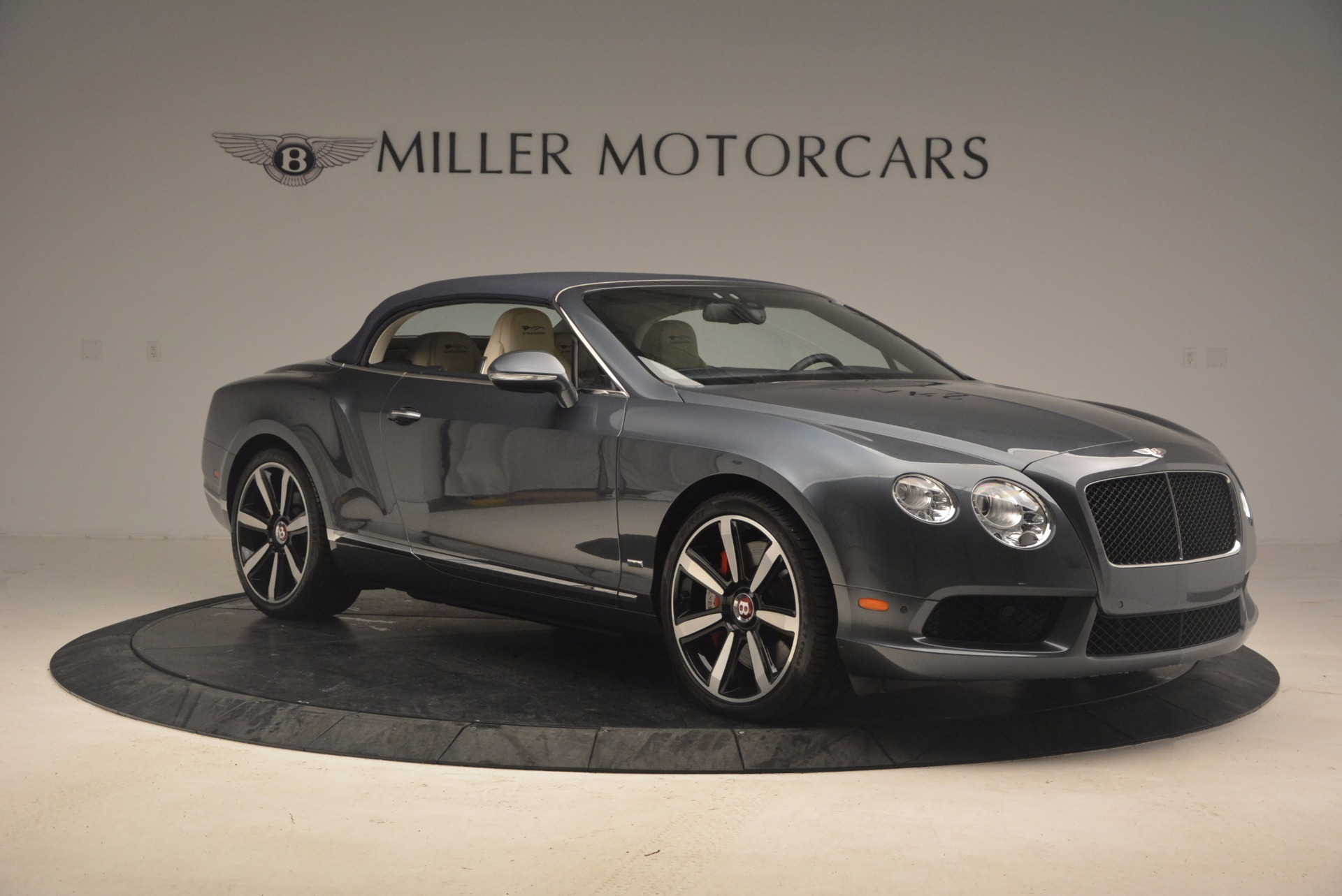 Used 2013 Bentley Continental GT V8 Le Mans Edition, 1 of 48 For Sale In Westport, CT 1288_p23