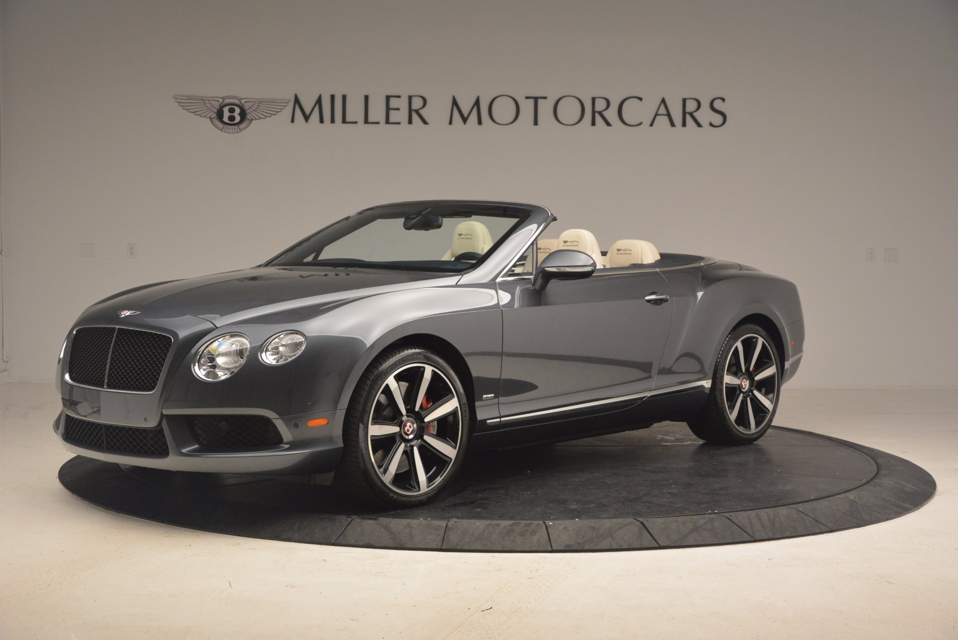 Used 2013 Bentley Continental GT V8 Le Mans Edition, 1 of 48 For Sale In Westport, CT 1288_p2