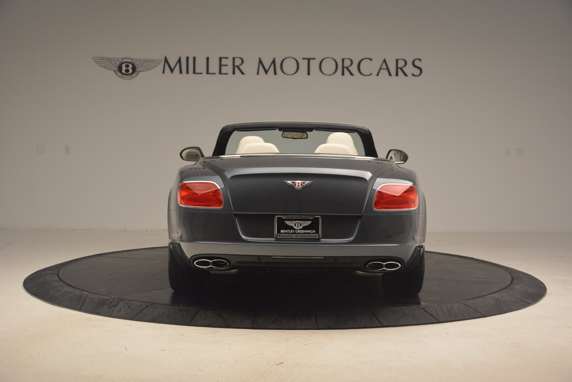 Used 2013 Bentley Continental GT V8 Le Mans Edition, 1 of 48 For Sale In Westport, CT 1288_p6