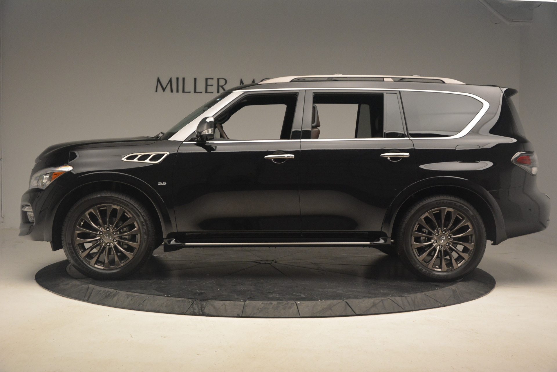 Used 2015 INFINITI QX80 Limited 4WD For Sale In Westport, CT 1289_p3
