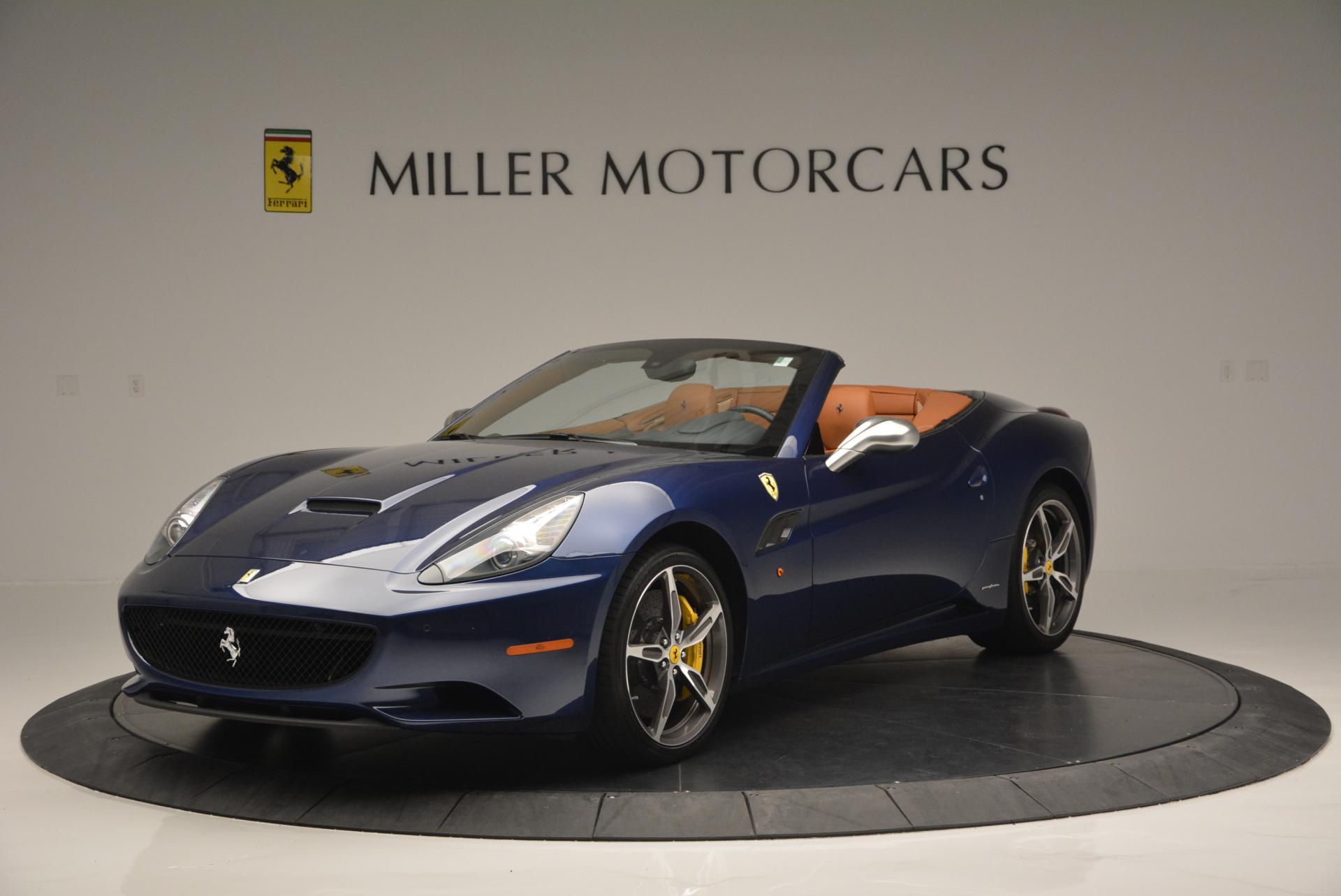 Used 2013 Ferrari California 30  For Sale In Westport, CT 129_main