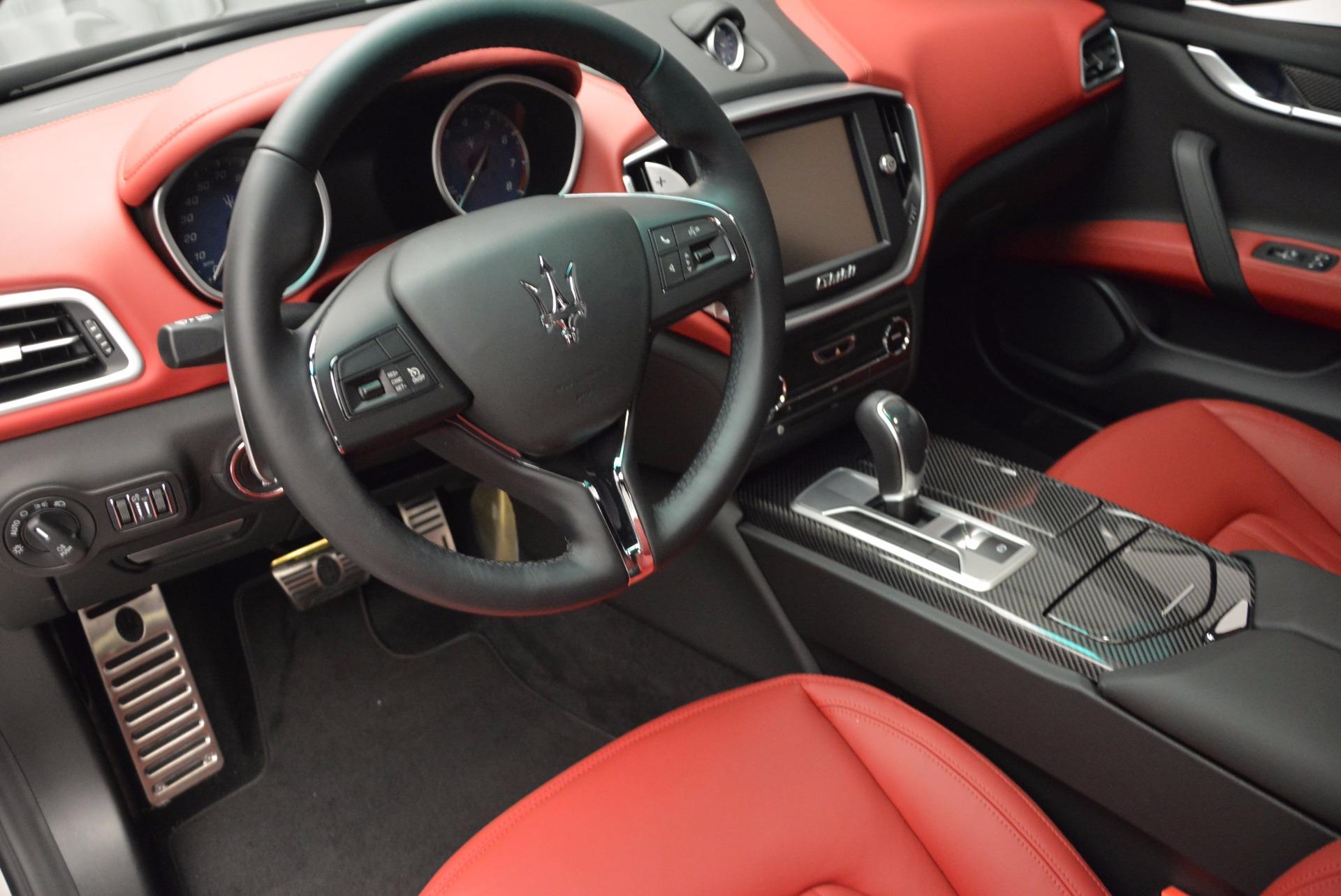 Used 2015 Maserati Ghibli S Q4 For Sale In Westport, CT 1290_p13