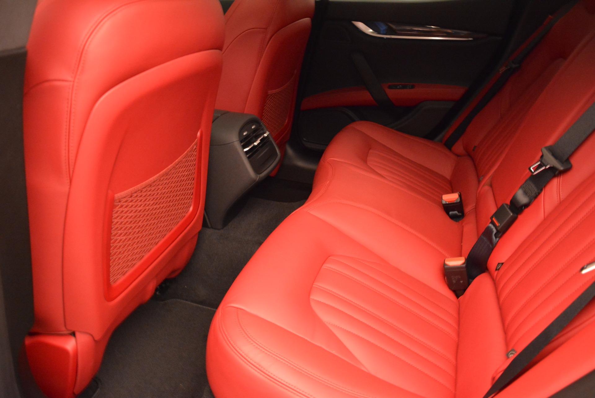 Used 2015 Maserati Ghibli S Q4 For Sale In Westport, CT 1290_p18