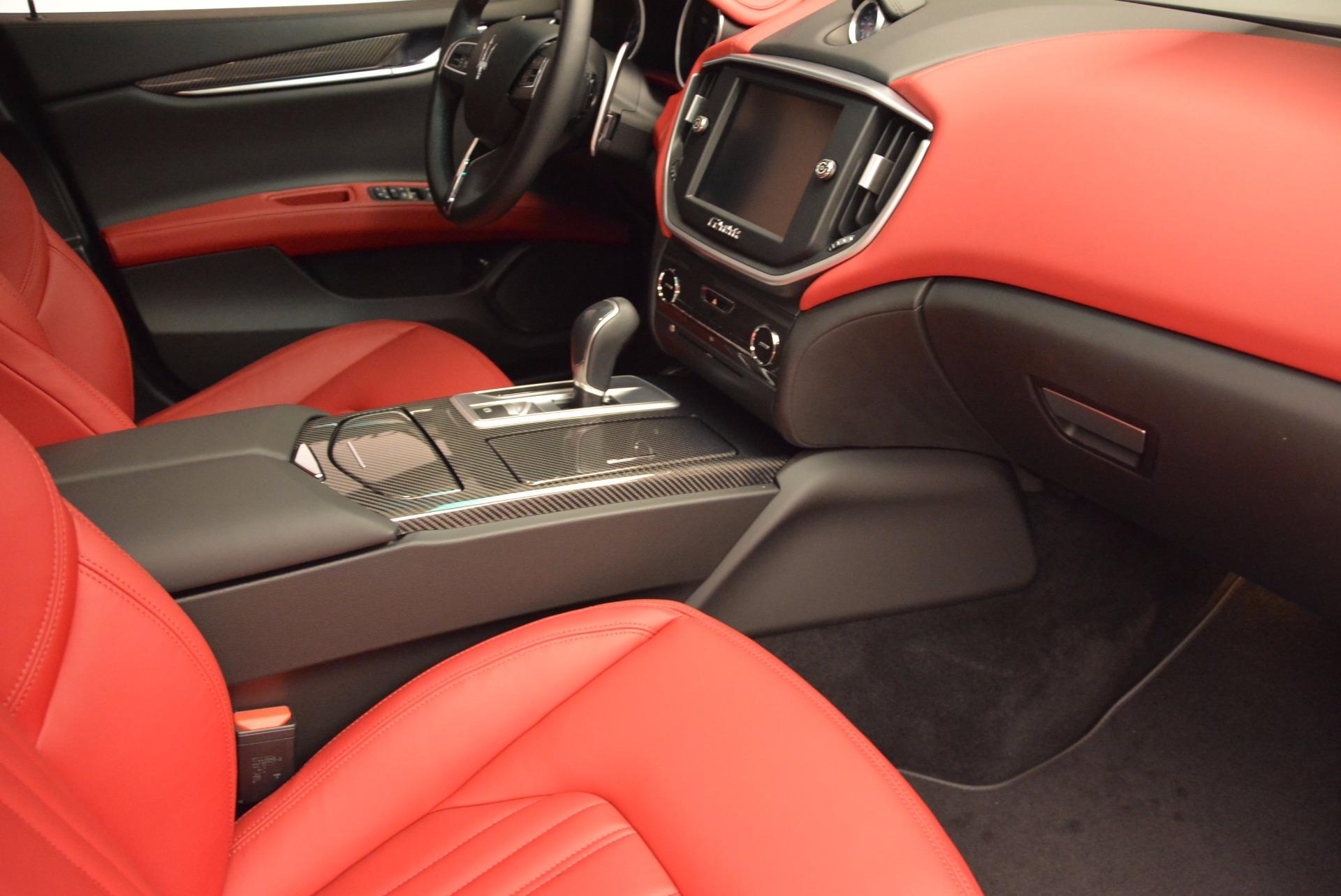 Used 2015 Maserati Ghibli S Q4 For Sale In Westport, CT 1290_p20