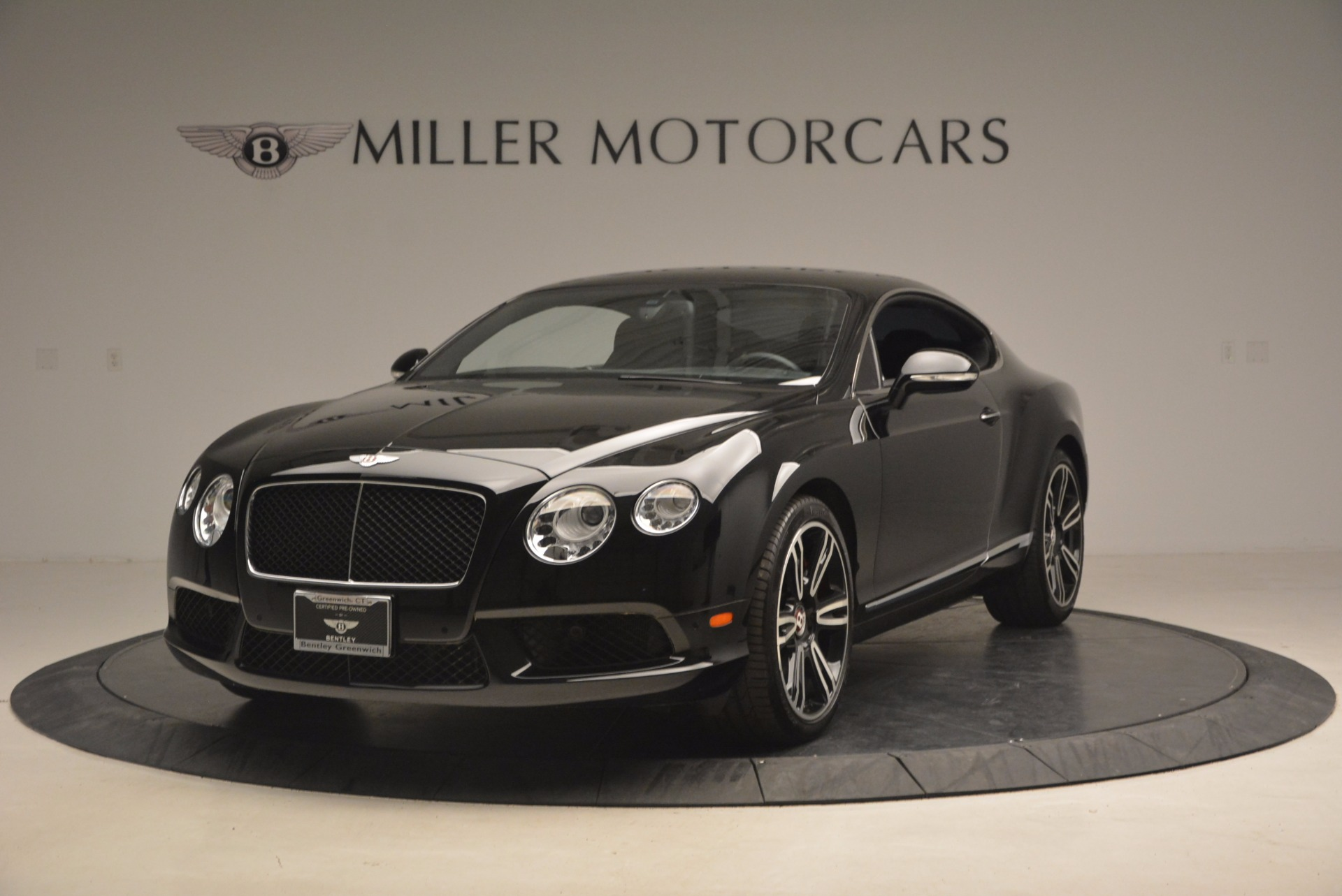Used 2013 Bentley Continental GT V8 For Sale In Westport, CT 1291_main