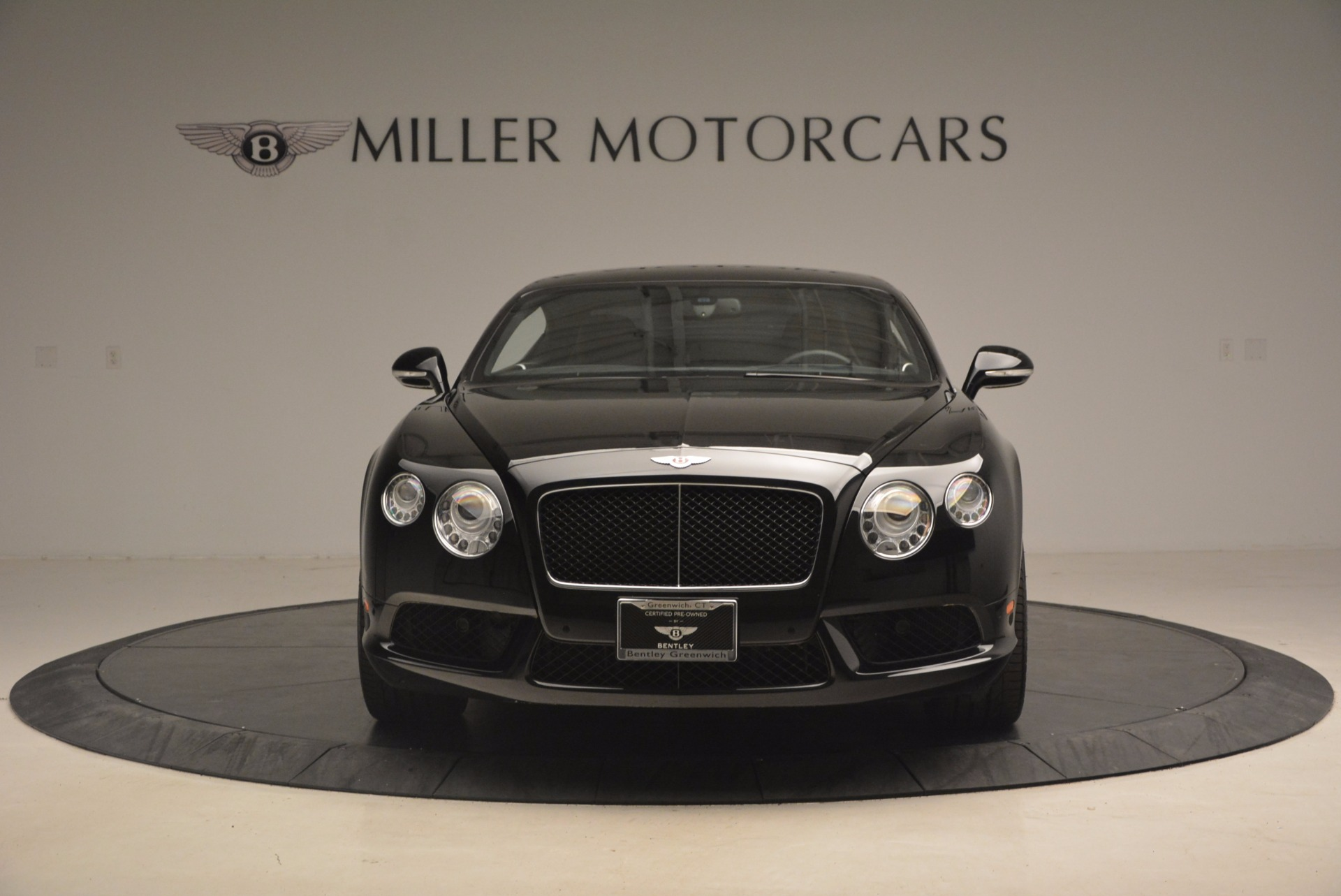 Used 2013 Bentley Continental GT V8 For Sale In Westport, CT 1291_p12