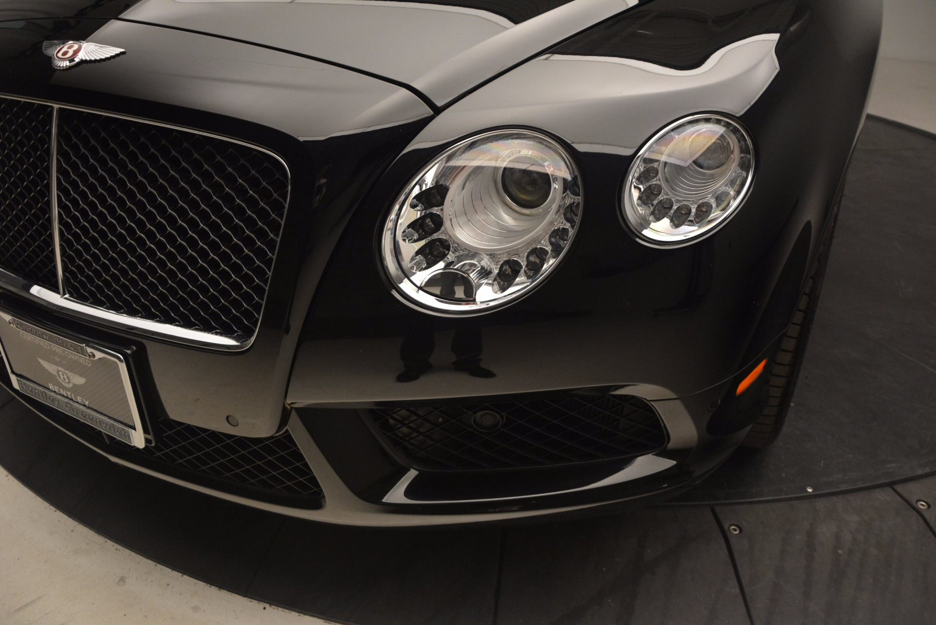 Used 2013 Bentley Continental GT V8 For Sale In Westport, CT 1291_p15