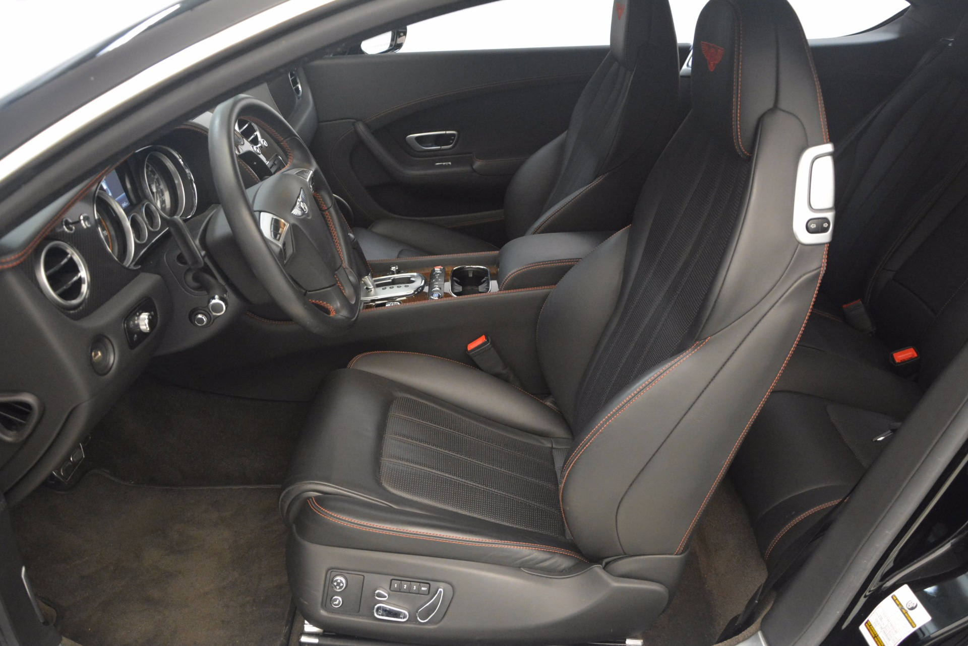 Used 2013 Bentley Continental GT V8 For Sale In Westport, CT 1291_p22