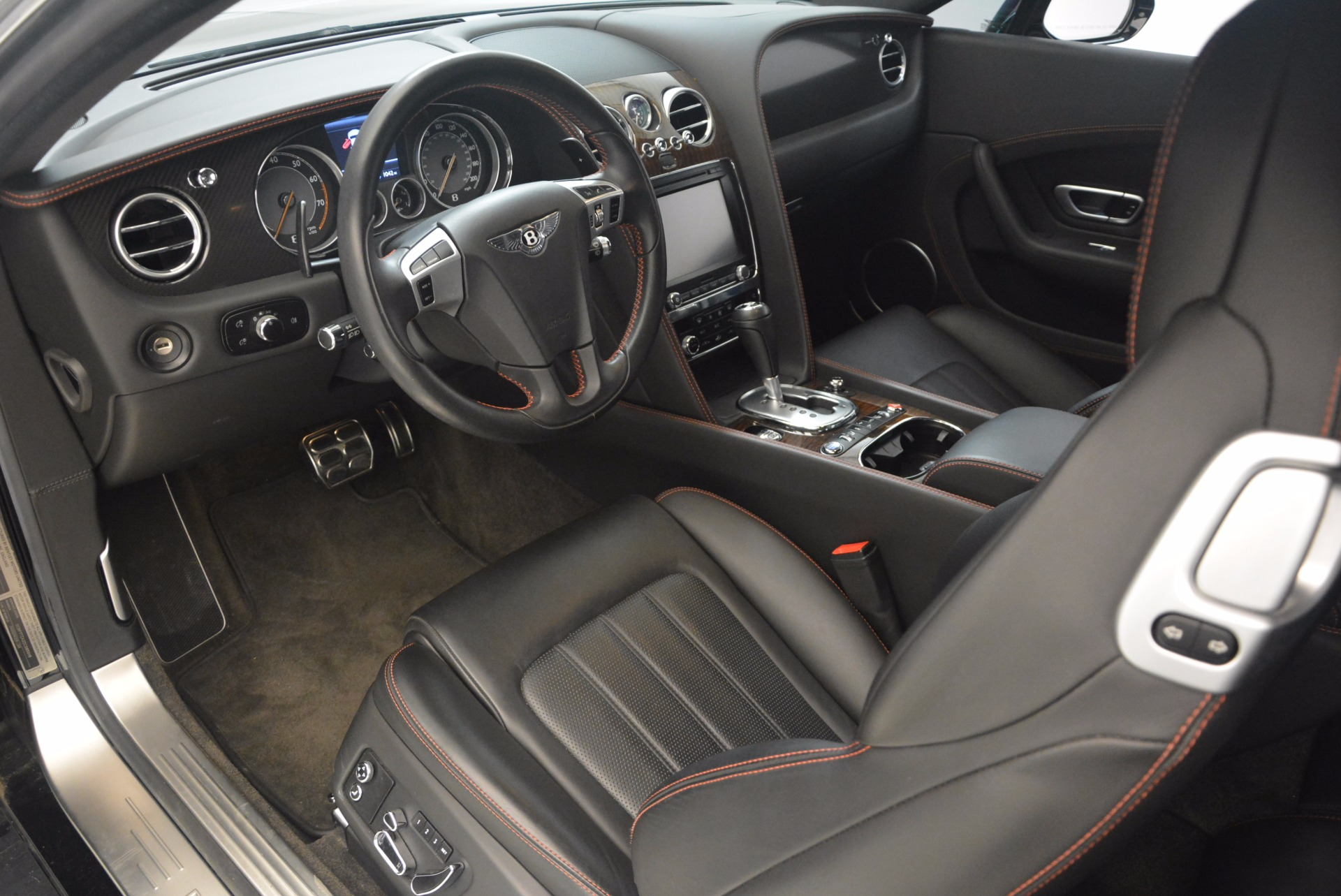Used 2013 Bentley Continental GT V8 For Sale In Westport, CT 1291_p23