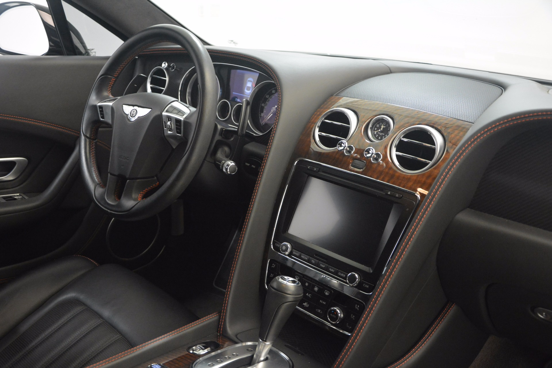 Used 2013 Bentley Continental GT V8 For Sale In Westport, CT 1291_p33